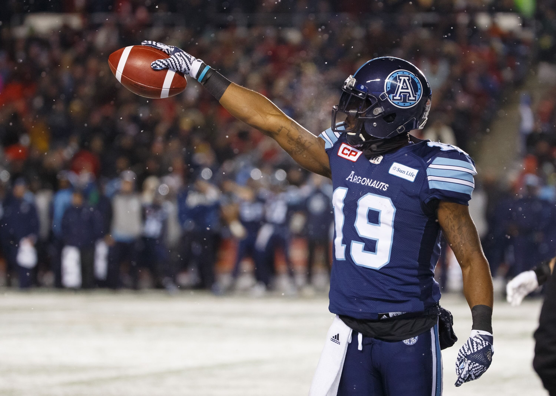 Toronto Argonauts: S.J. Green enjoys milestone night in win over Redblacks