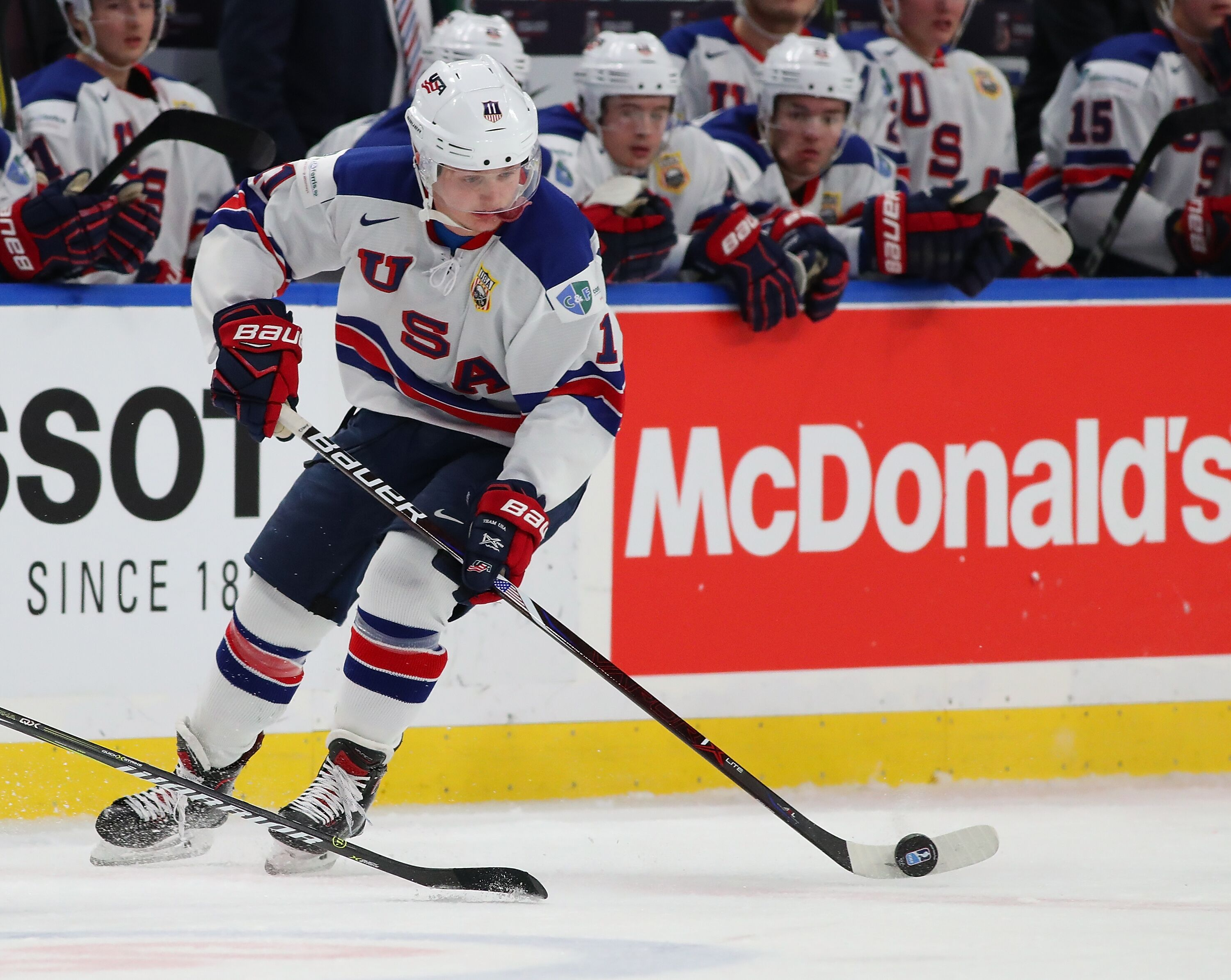 755383d00 Buffalo Sabres finally sign Casey Mittelstadt to entry-level deal