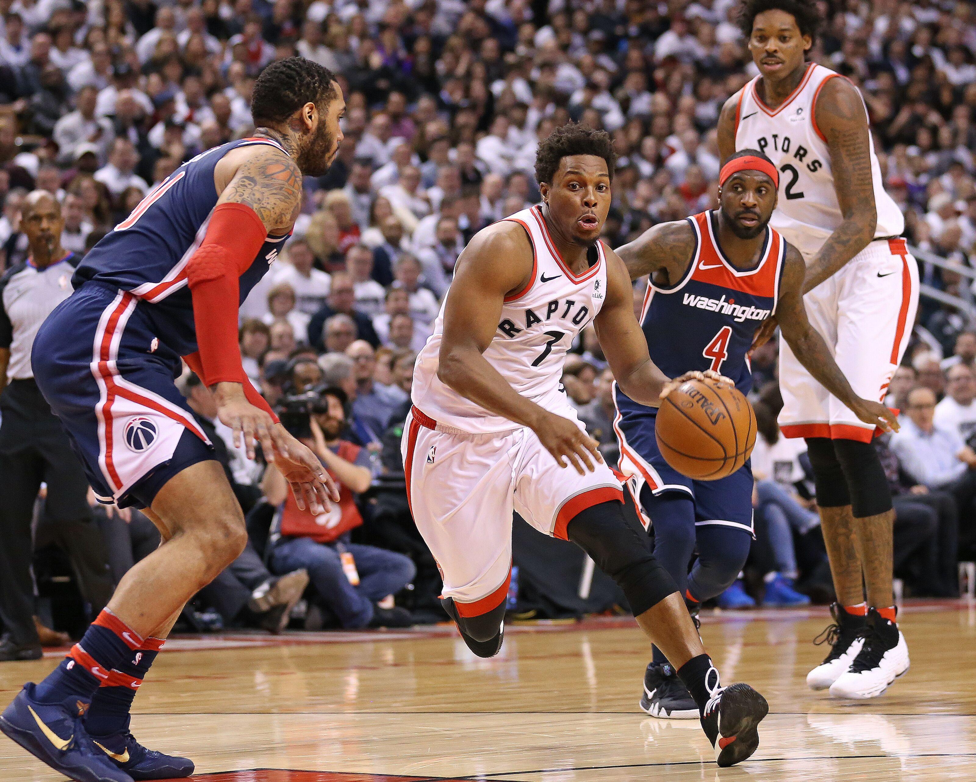 Raptors: Toronto Raptors: 6 Revelations For Game 2 Victory Over Wizards