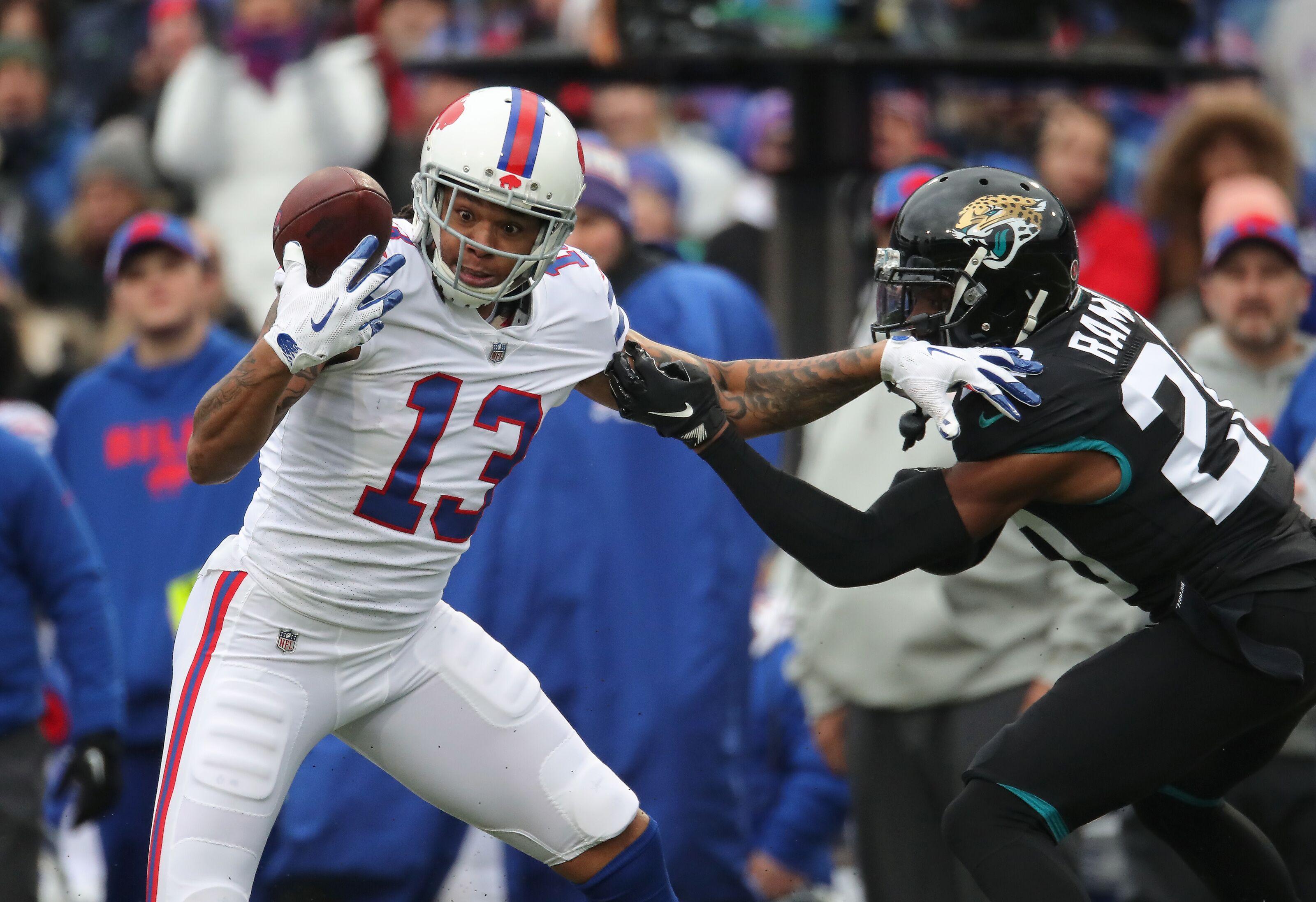 Buffalo Bills cut wide receivers Kelvin Benjamin and Andre Holmes eef68c573