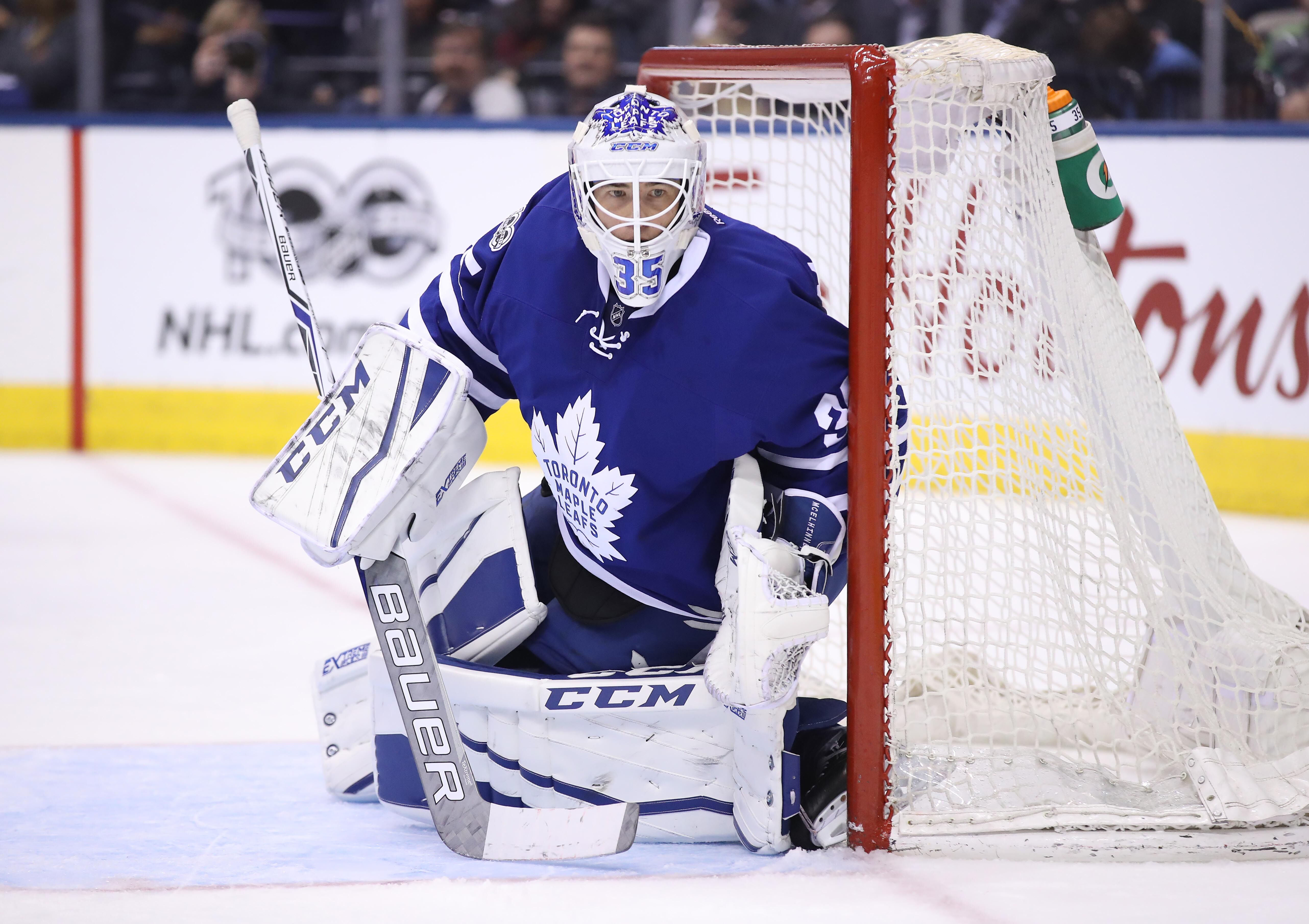 leafs the lost art of being an nhl goalie the flopper generation