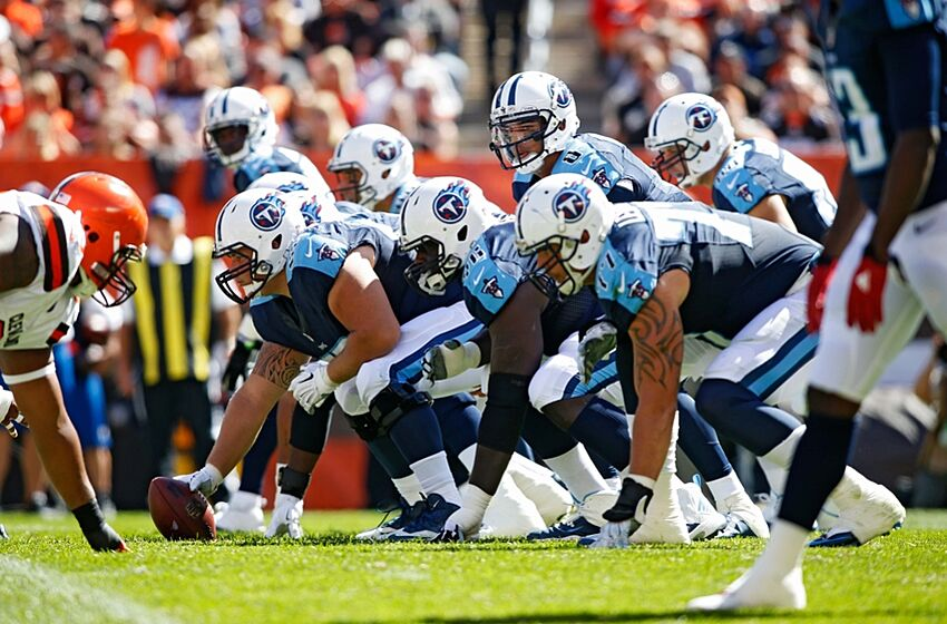e31adb5a Tennessee Titans Offensive Line is Not Too Shabby