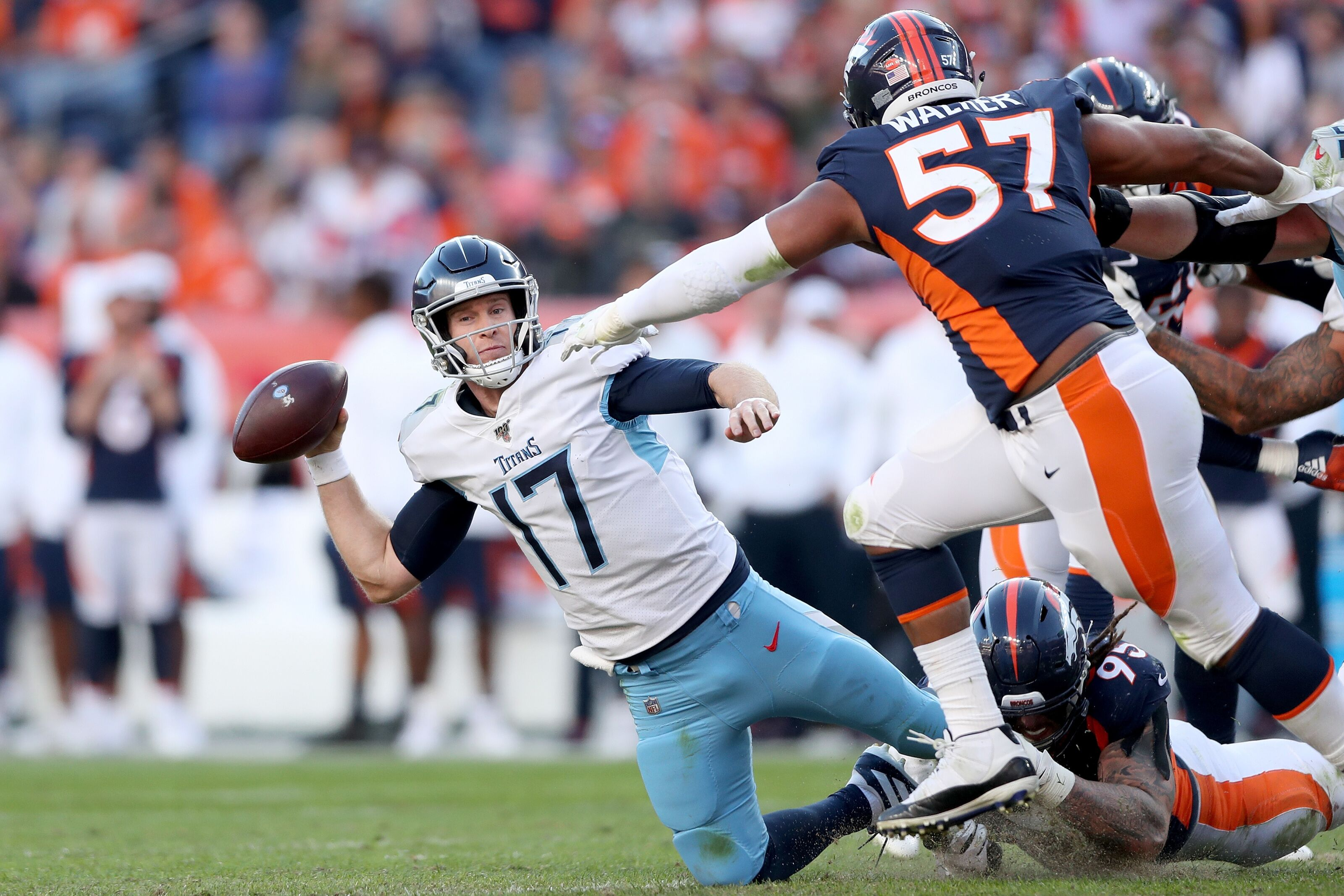 When do the Tennessee Titans fully embrace a quick rebuild?