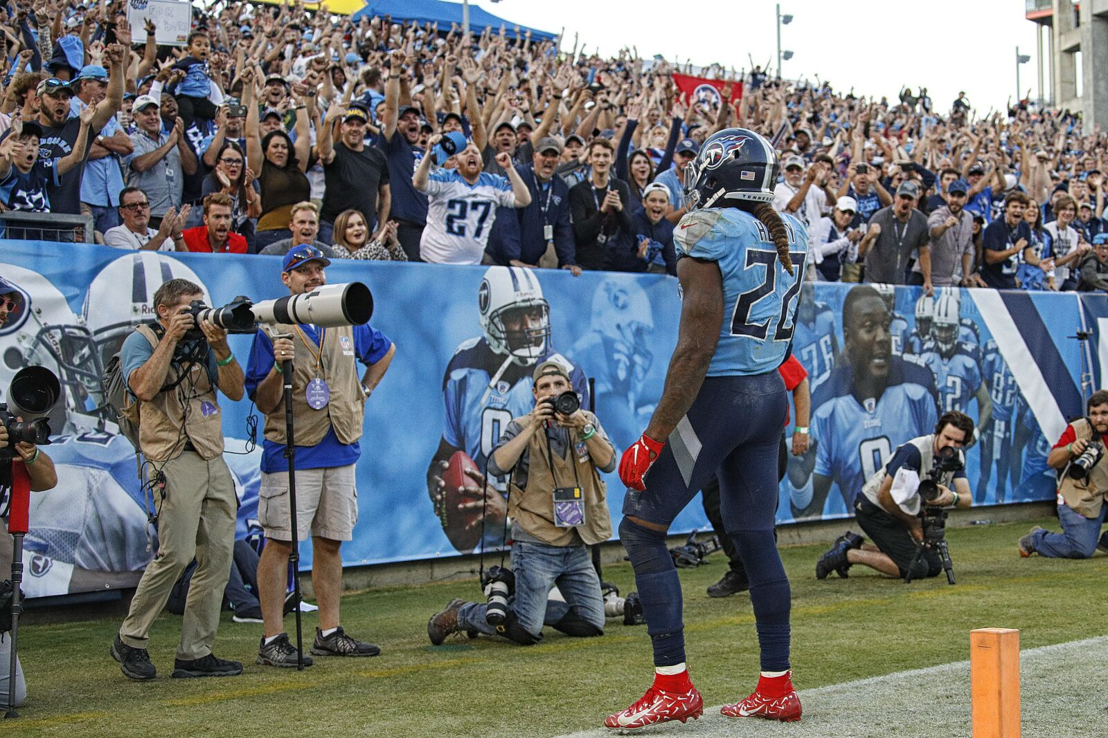 Tennessee Titans to raise ticket prices for 2020 season