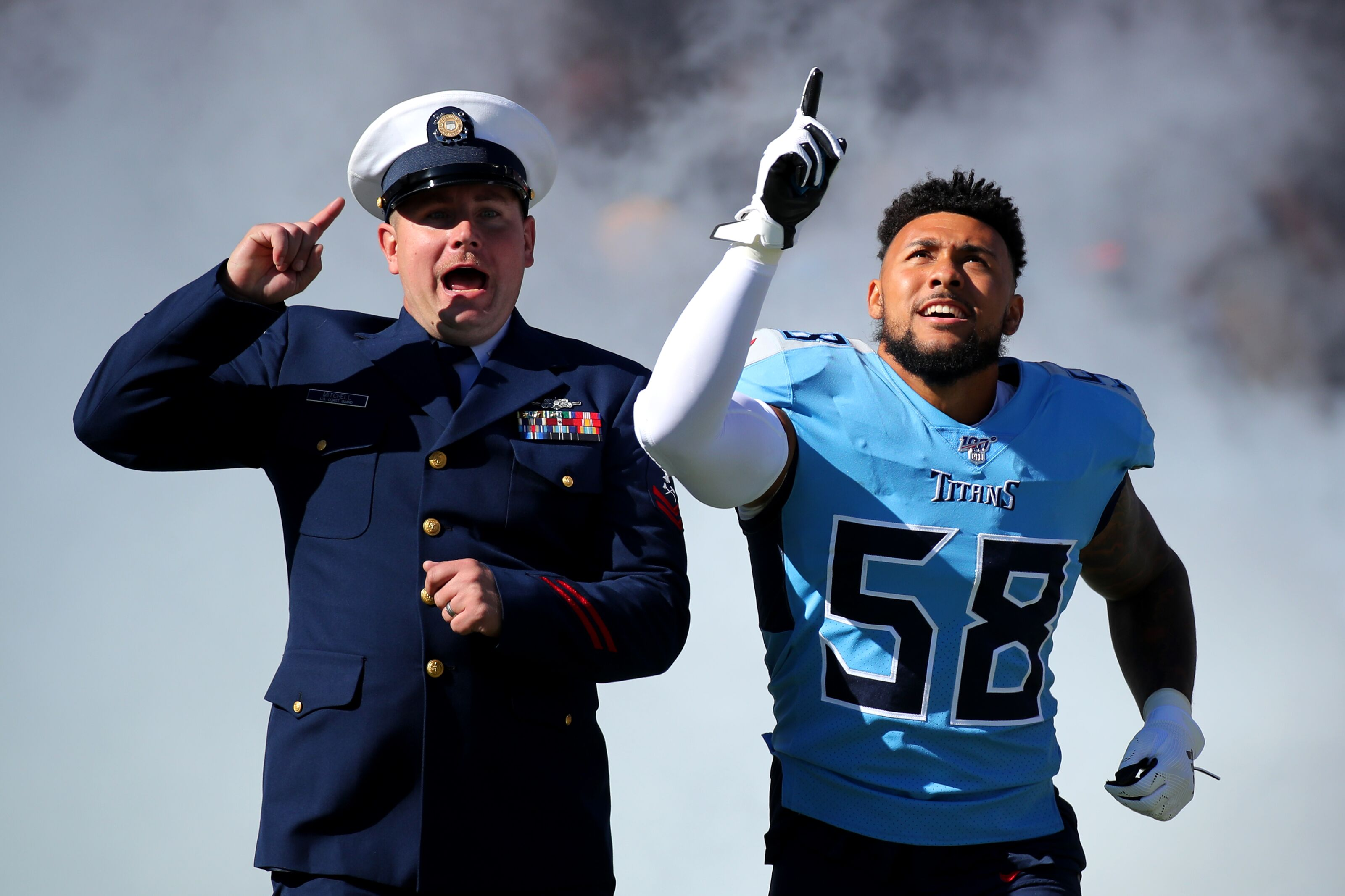 Titans: Harold Landry explains what he's doing differently in 2019