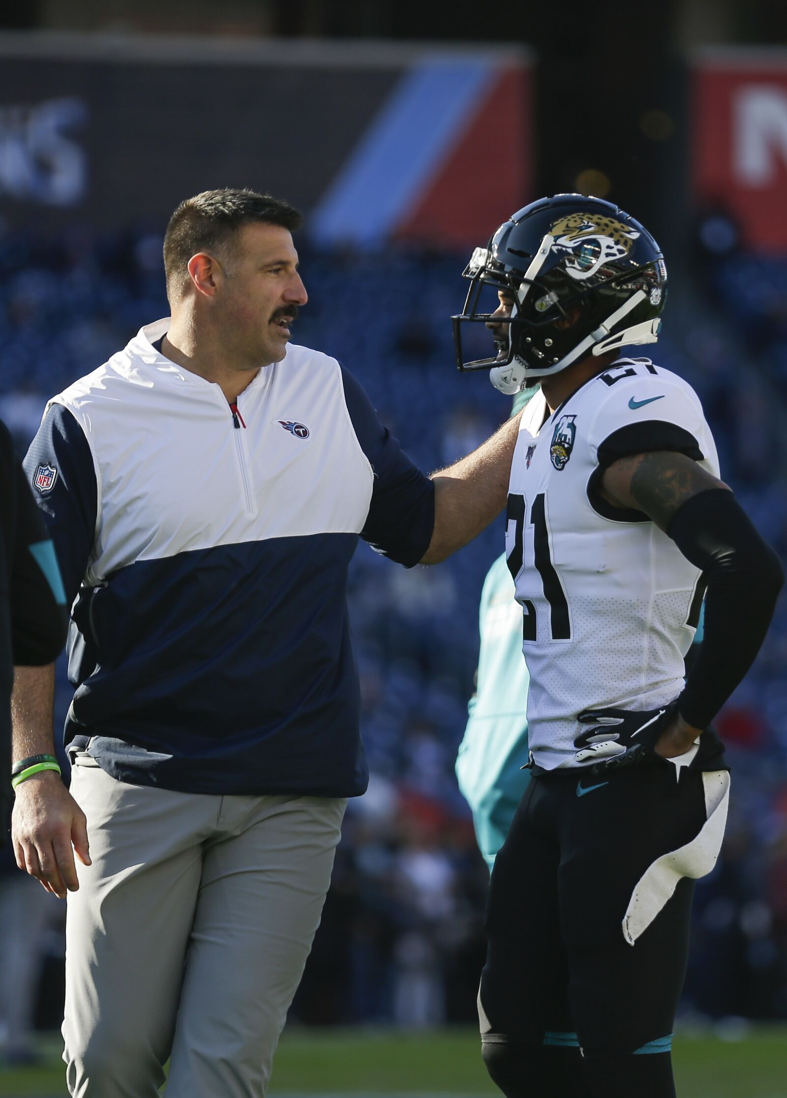 Tennessee Titans could be interested in cuts from Jacksonville Jaguars