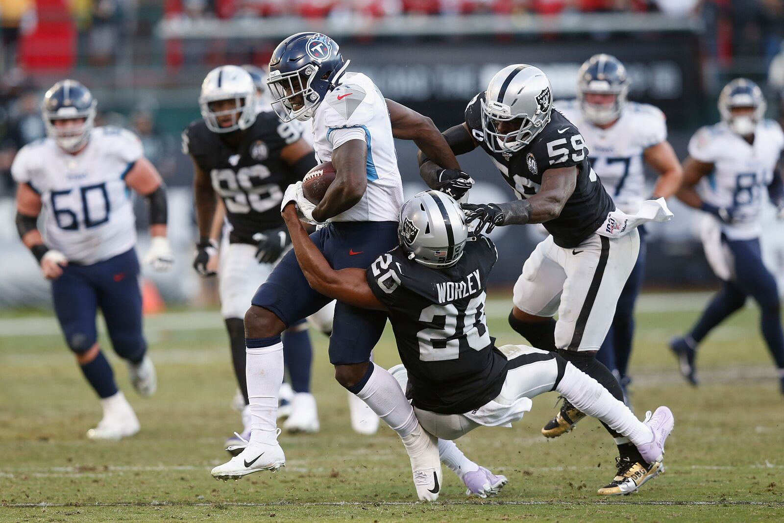 Tennessee Titans A.J. Brown's Offensive Rookie of the Year campaign starts now