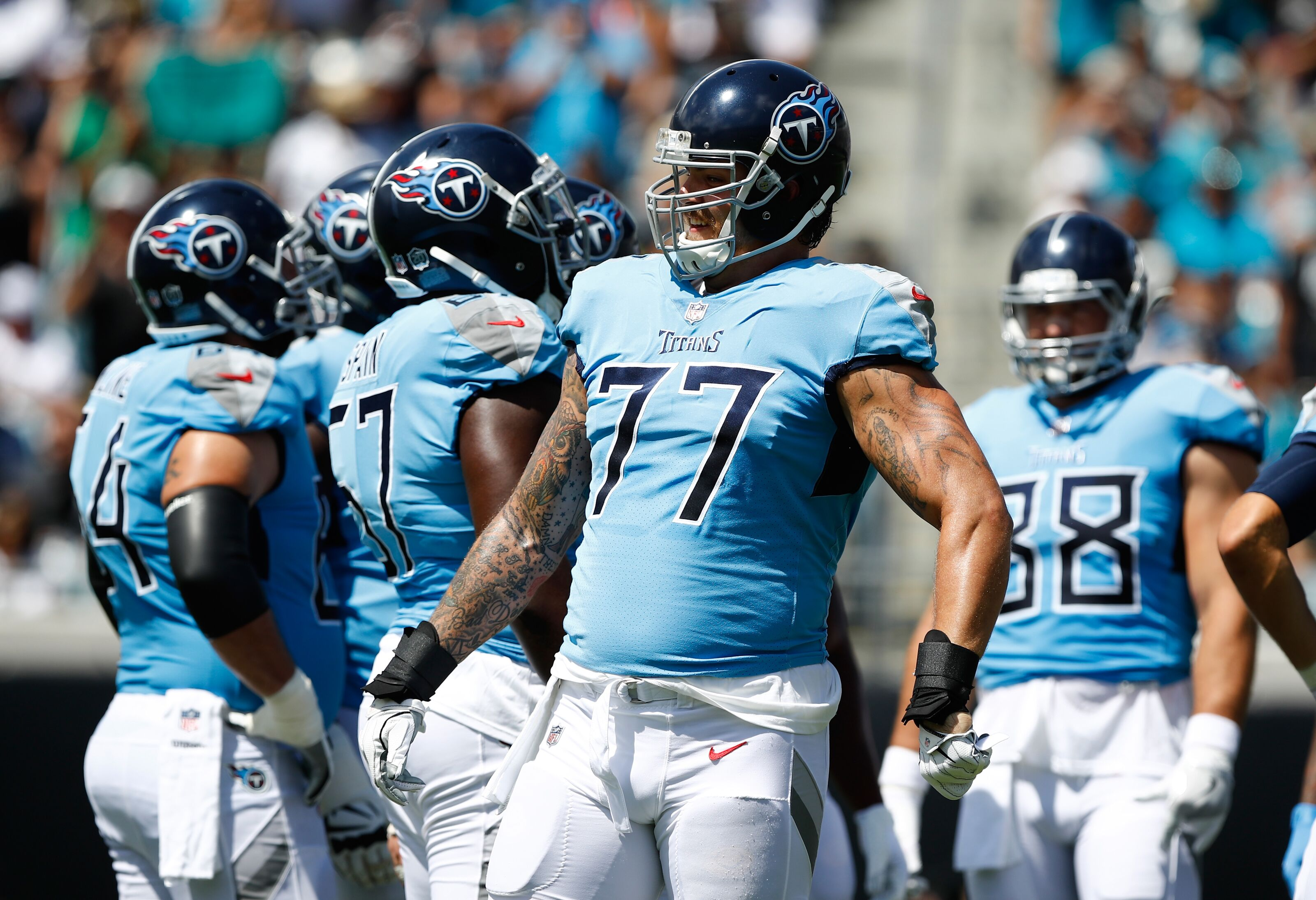 Tennessee Titans: Financial breakdown of Taylor Lewan's suspension