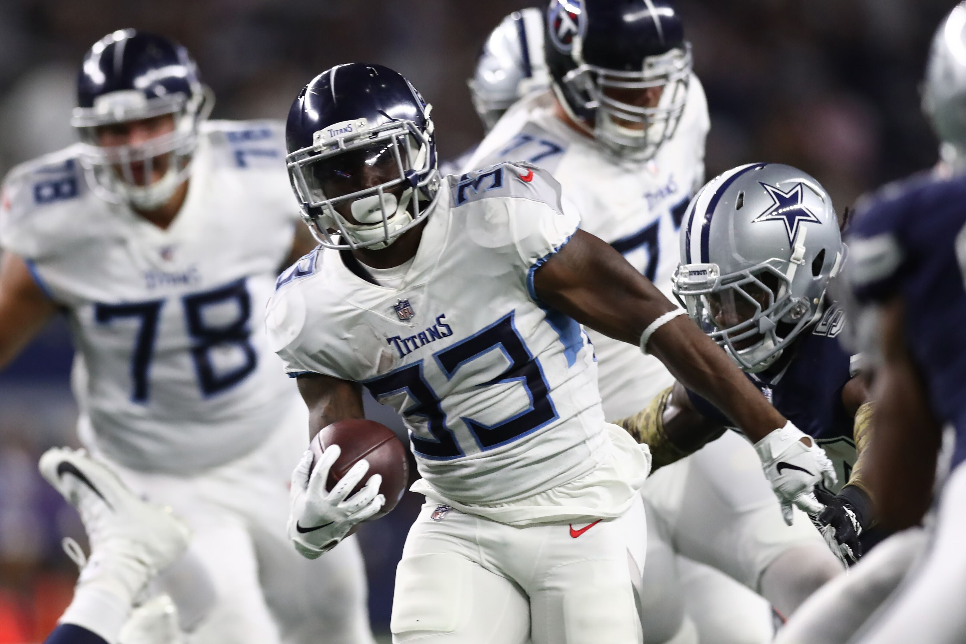 Fantasy football: Does Dion Lewis still have value as a handcuff?