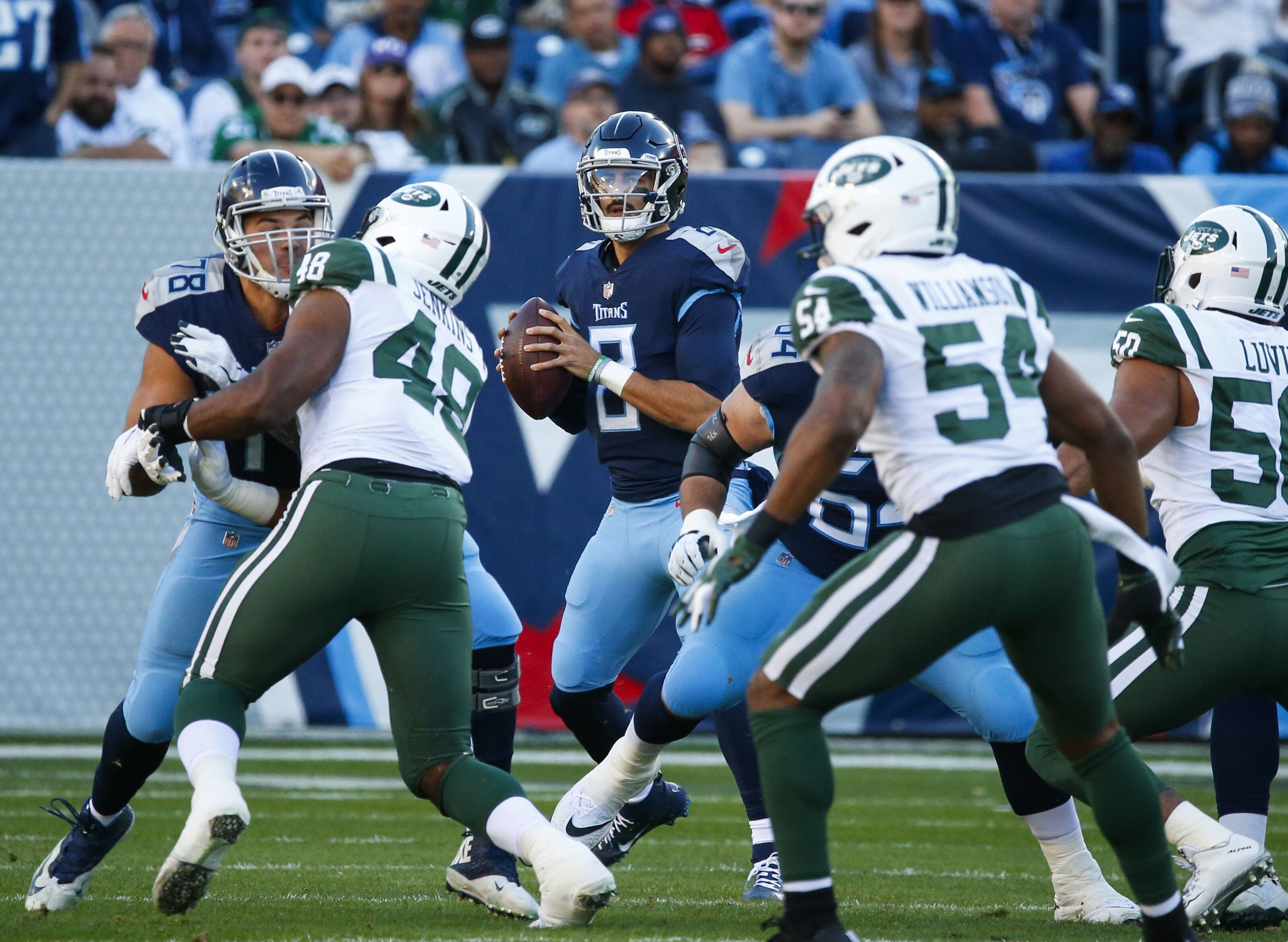 ed826b24129 Marcus Mariota is a different man after Tennessee Titans bye