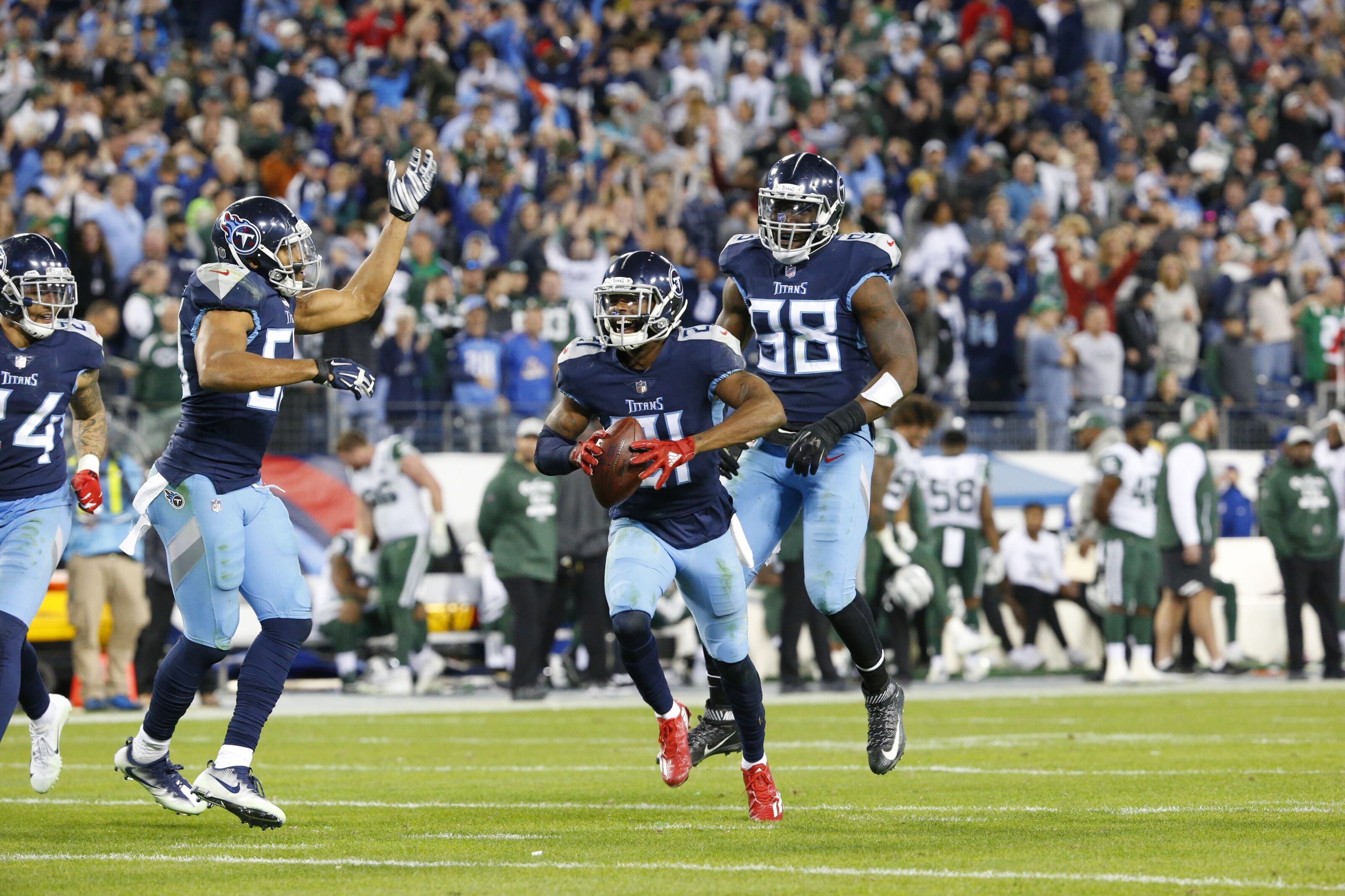 Tennessee Titans secondary disrespected by Pro Football Focus