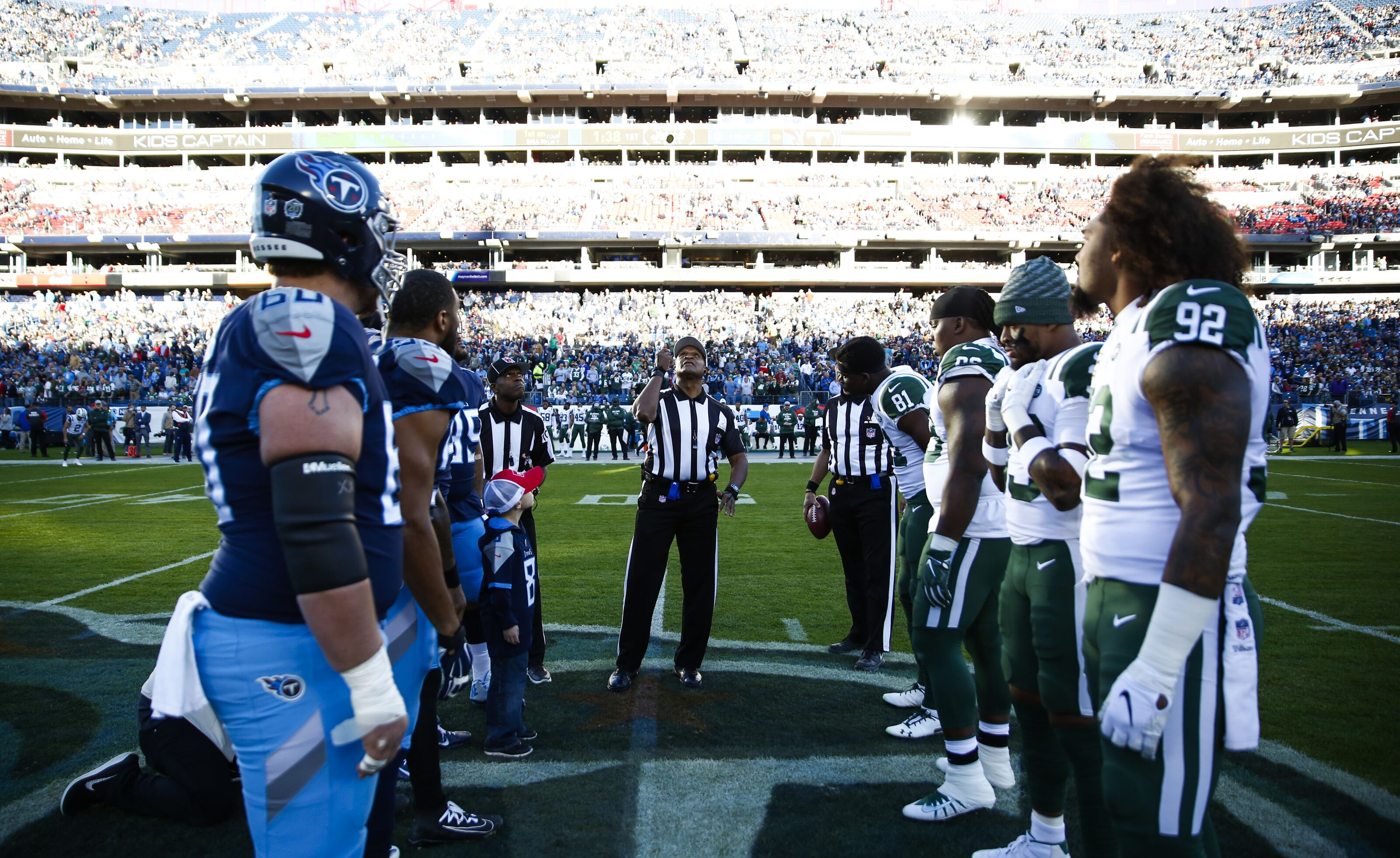 cfcea505 RECAP: Tennessee Titans come from behind to beat Jets