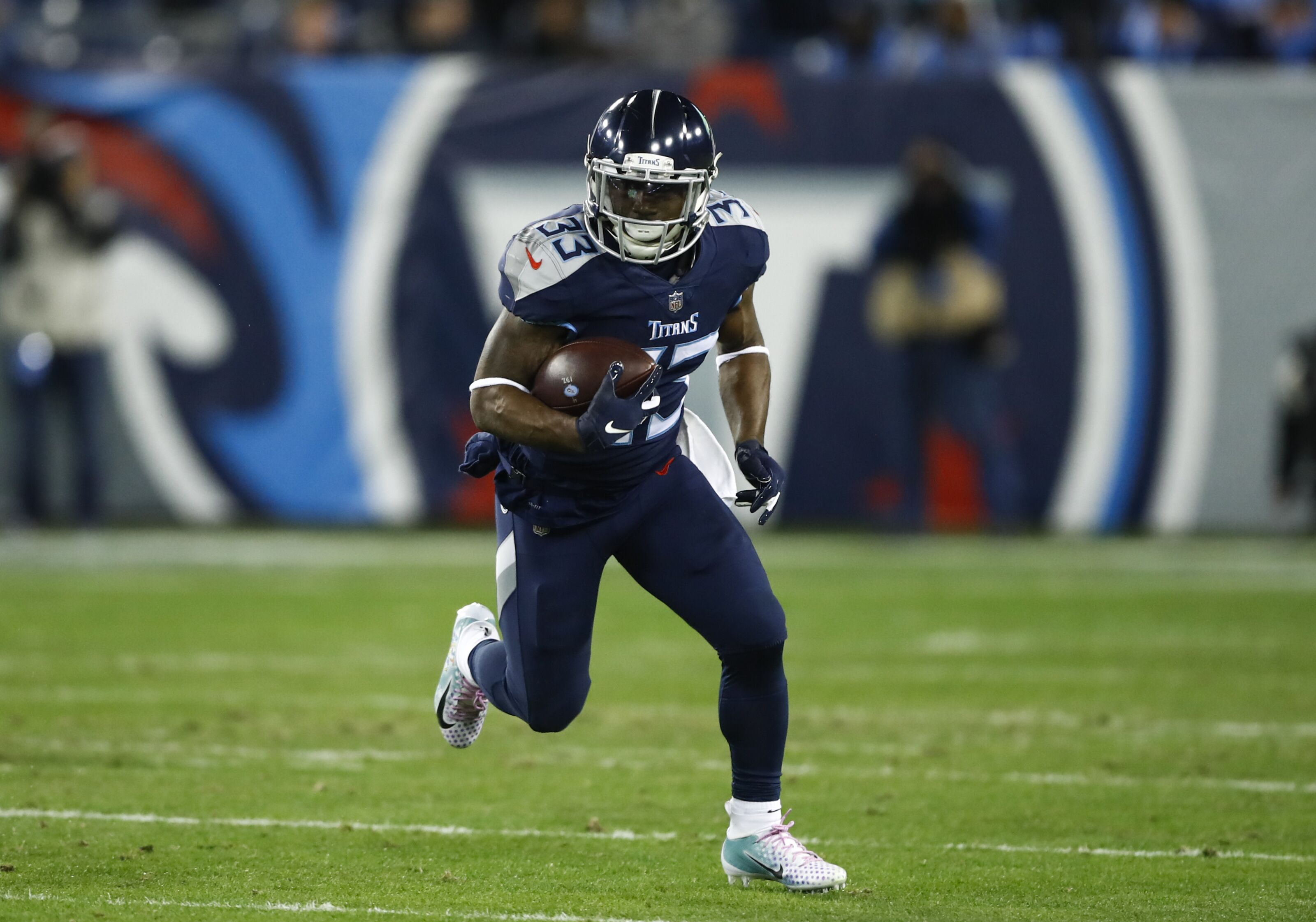 What Tennessee Titans RB additions could mean for Dion Lewis