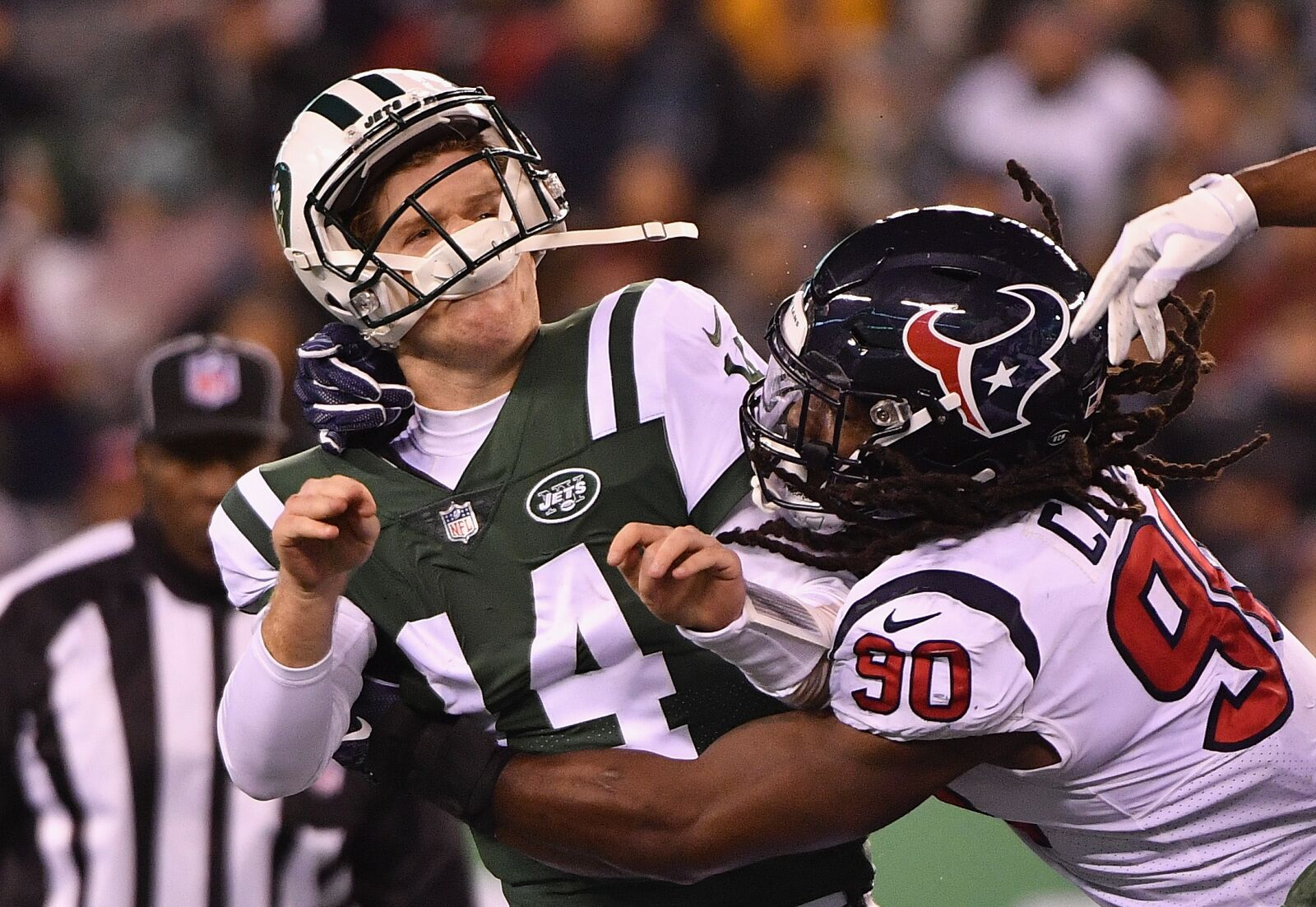 Is Bill O'Brien confident enough to trade Jadeveon Clowney to Tennessee Titans?