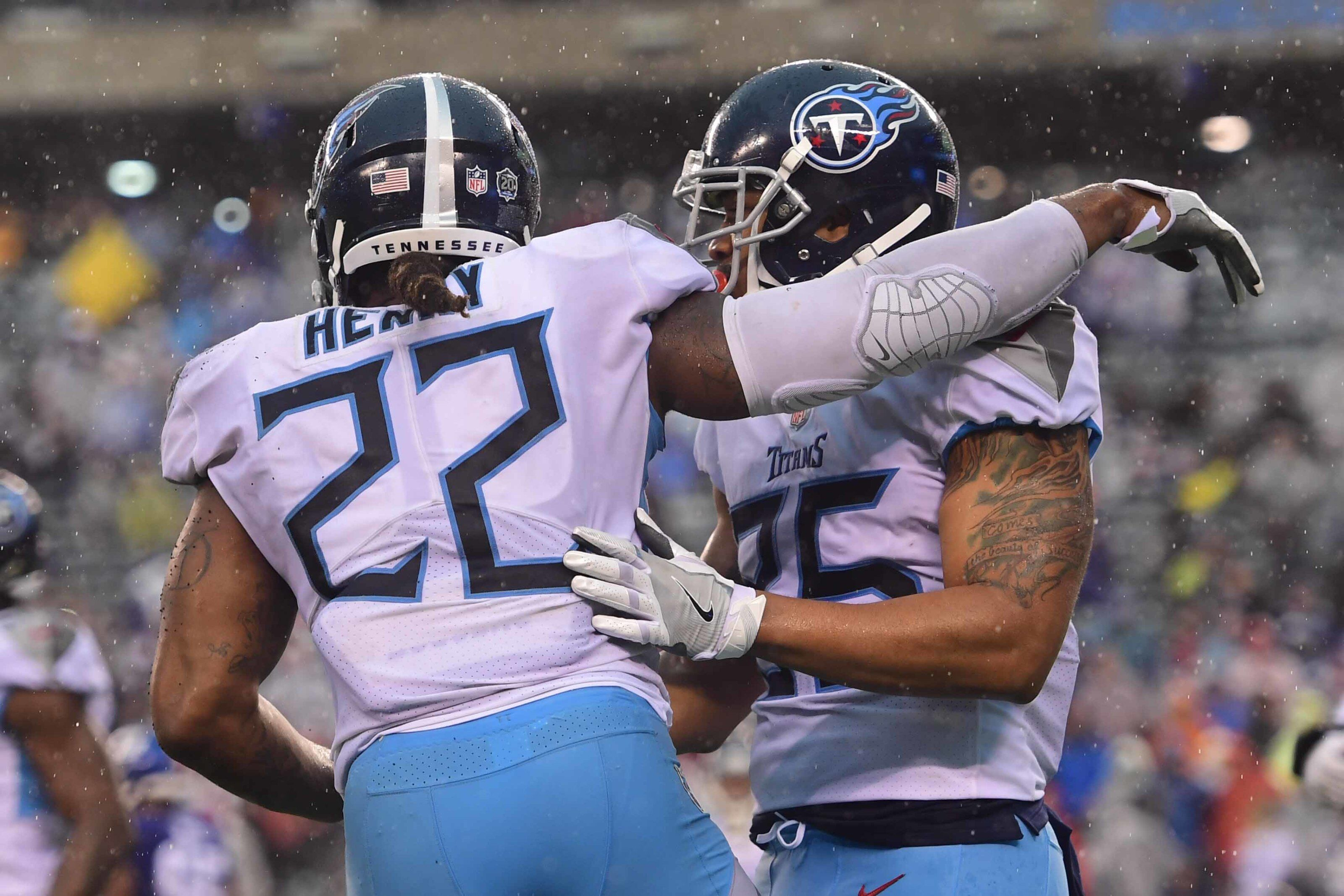 NFL talent power rankings, where do Tennessee Titans land