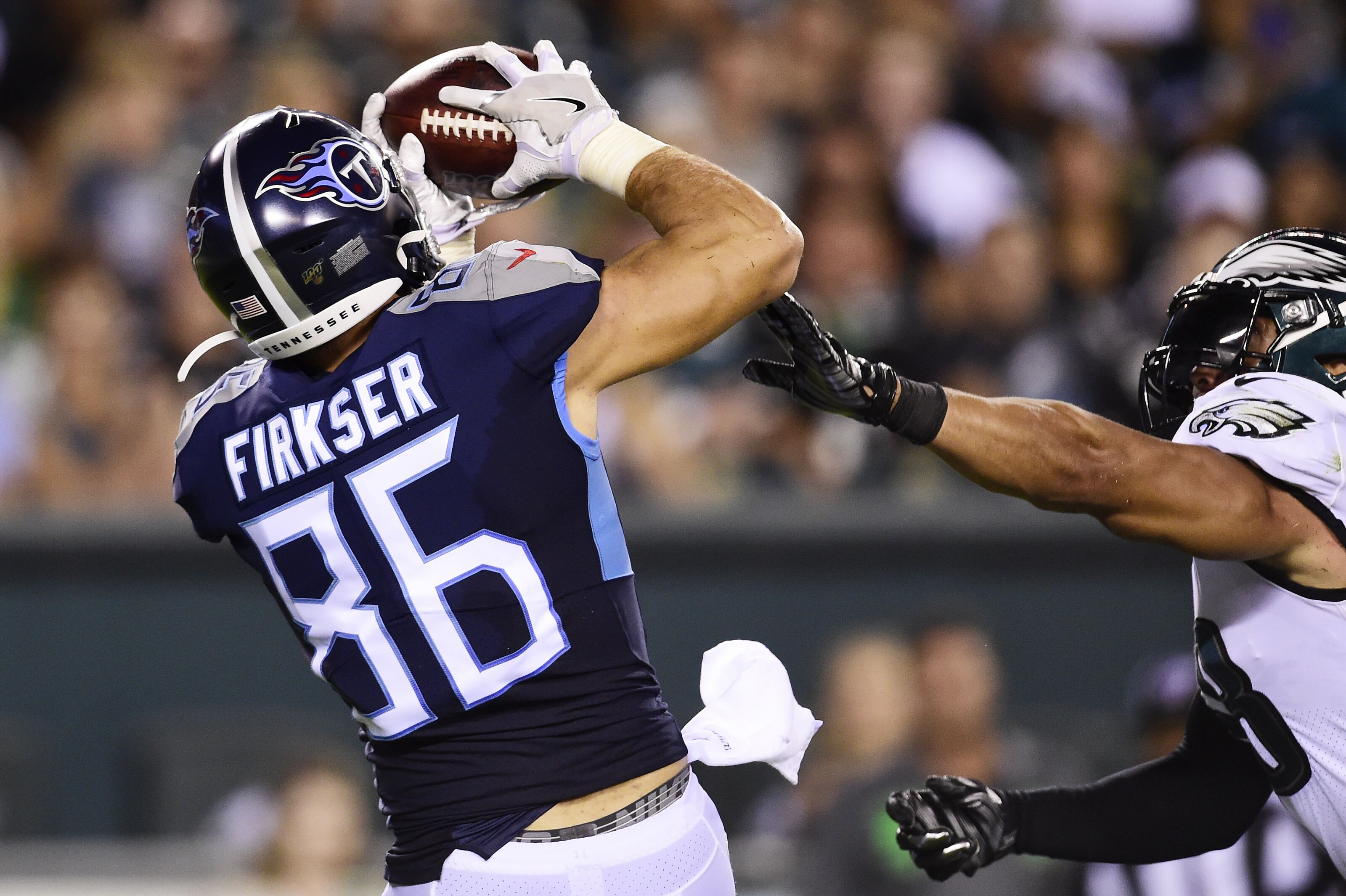 Bleacher Report suggests Titans-Browns trade involving pass-rusher