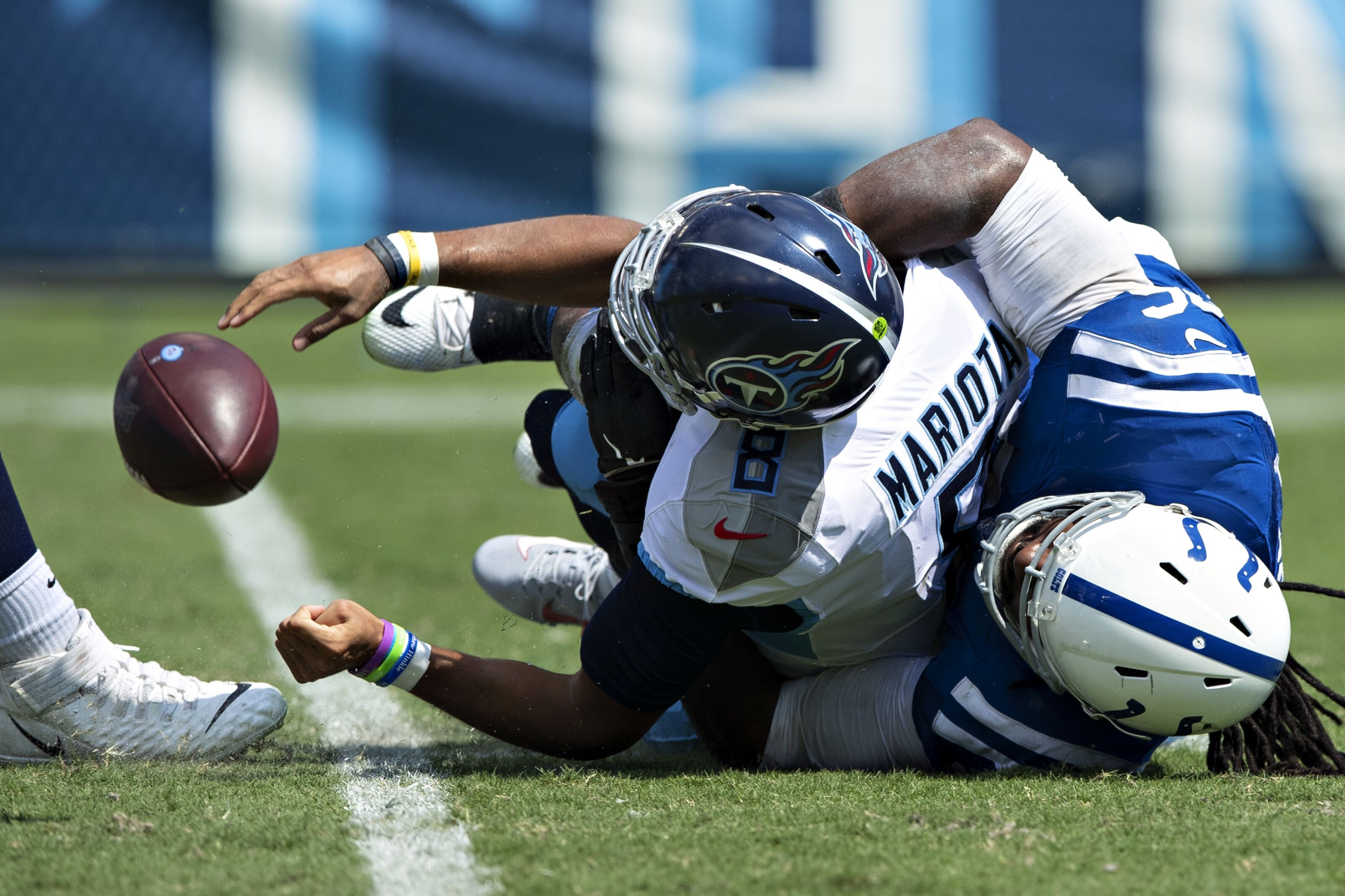 AFC South power rankings Week 3: Tennessee Titans knocked off top spot