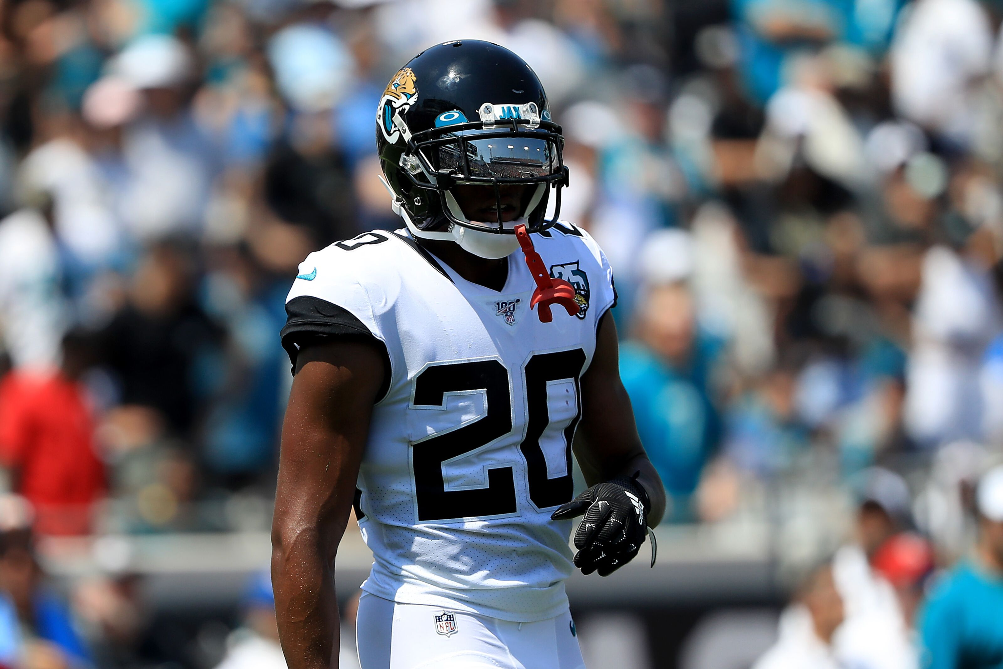 Titans were 'in play and interested' in Jalen Ramsey: Report