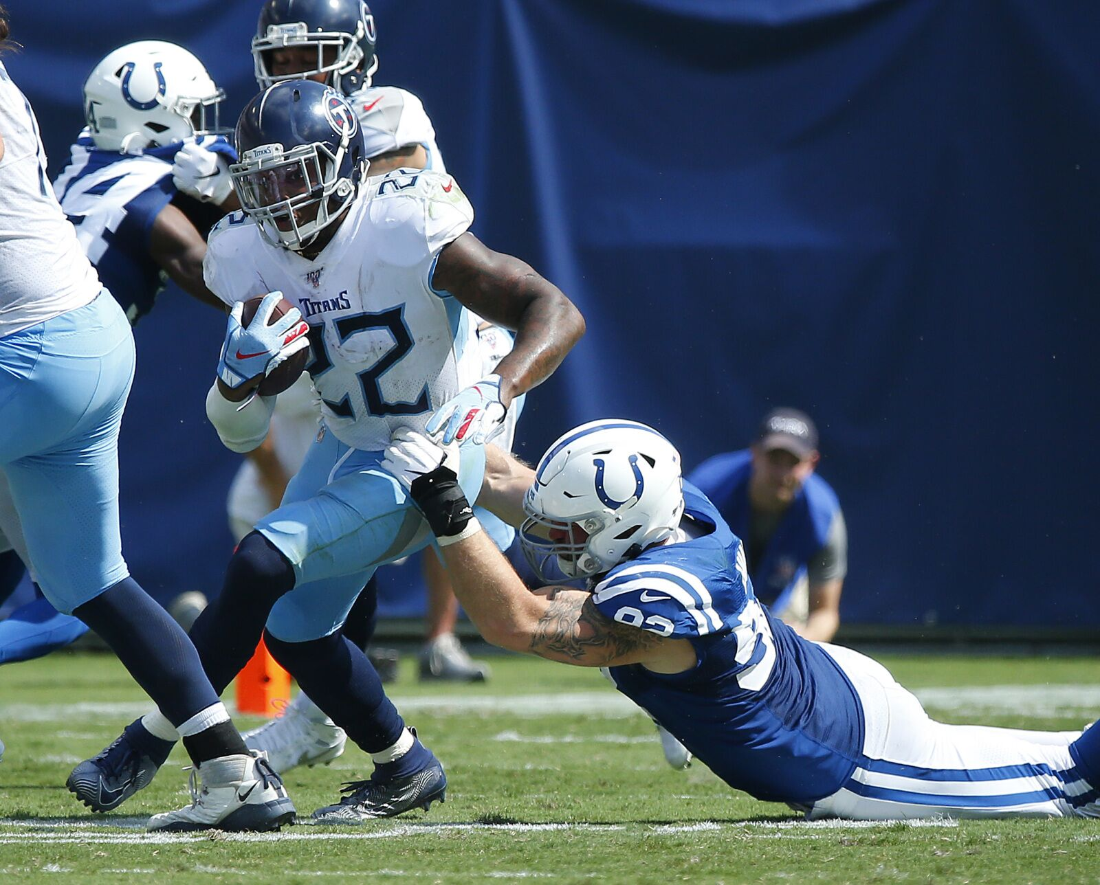 Positive Tennessee Titans Stats After First Two Games Of 2019