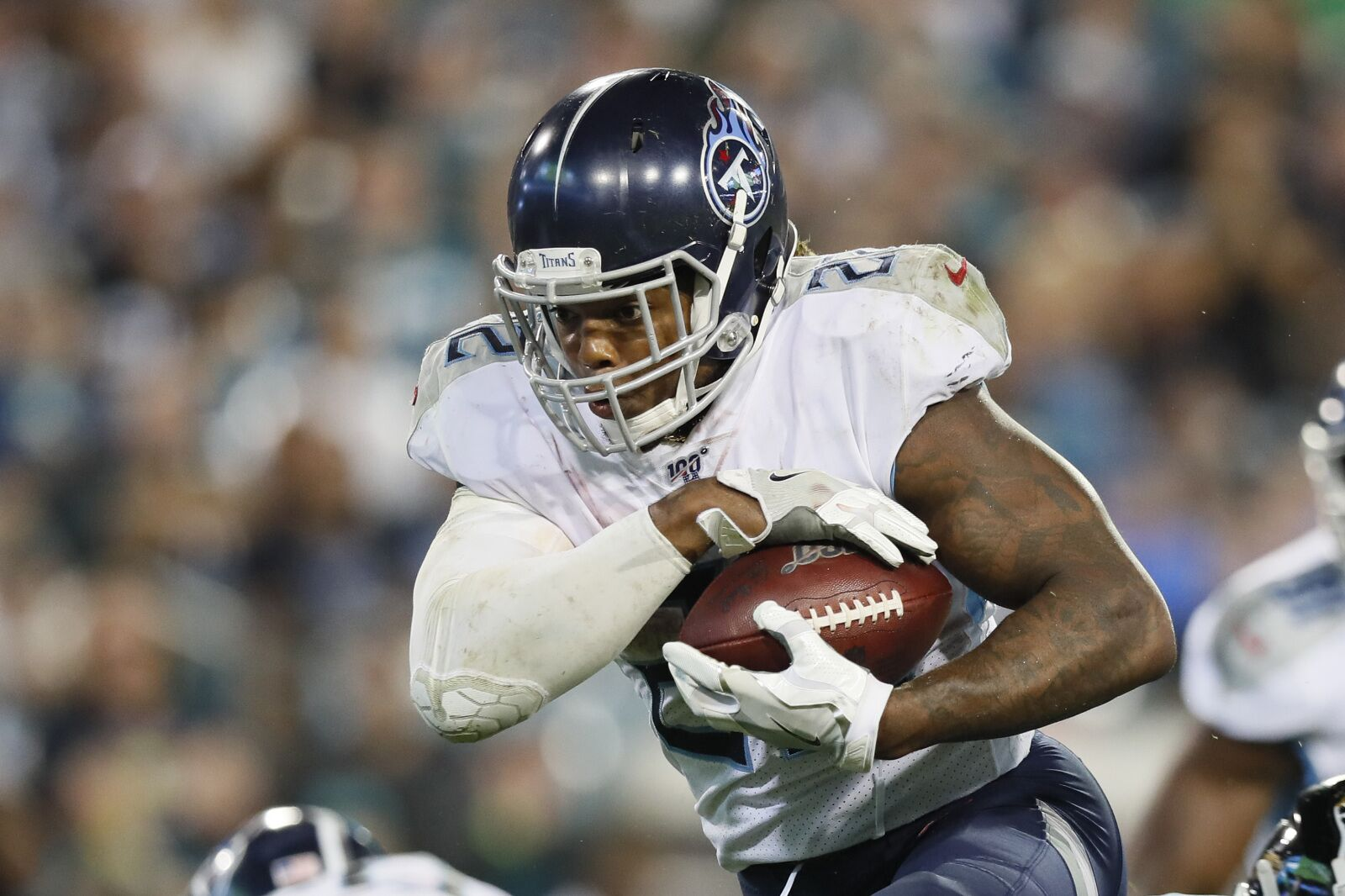 Tennessee Titans have to find a way to get Derrick Henry a reception
