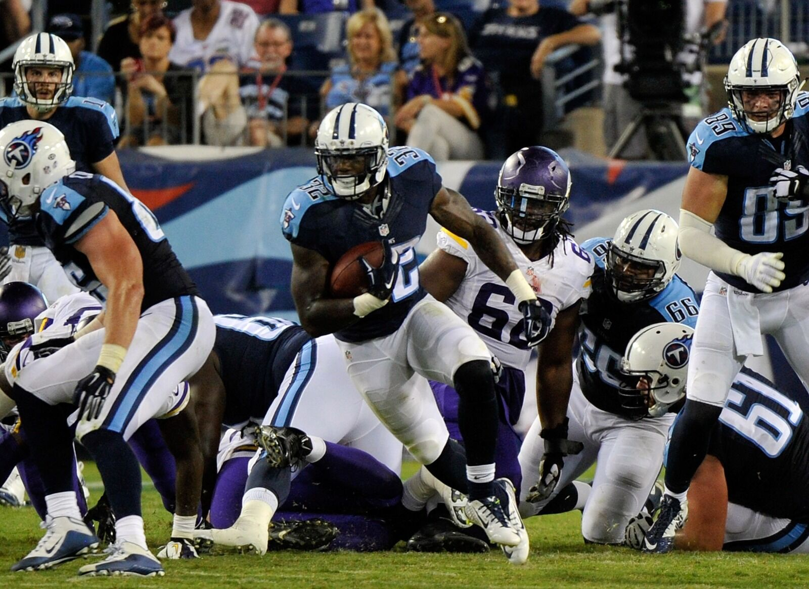Tennessee Titans inactives list for Week 2 vs. Indianapolis Colts
