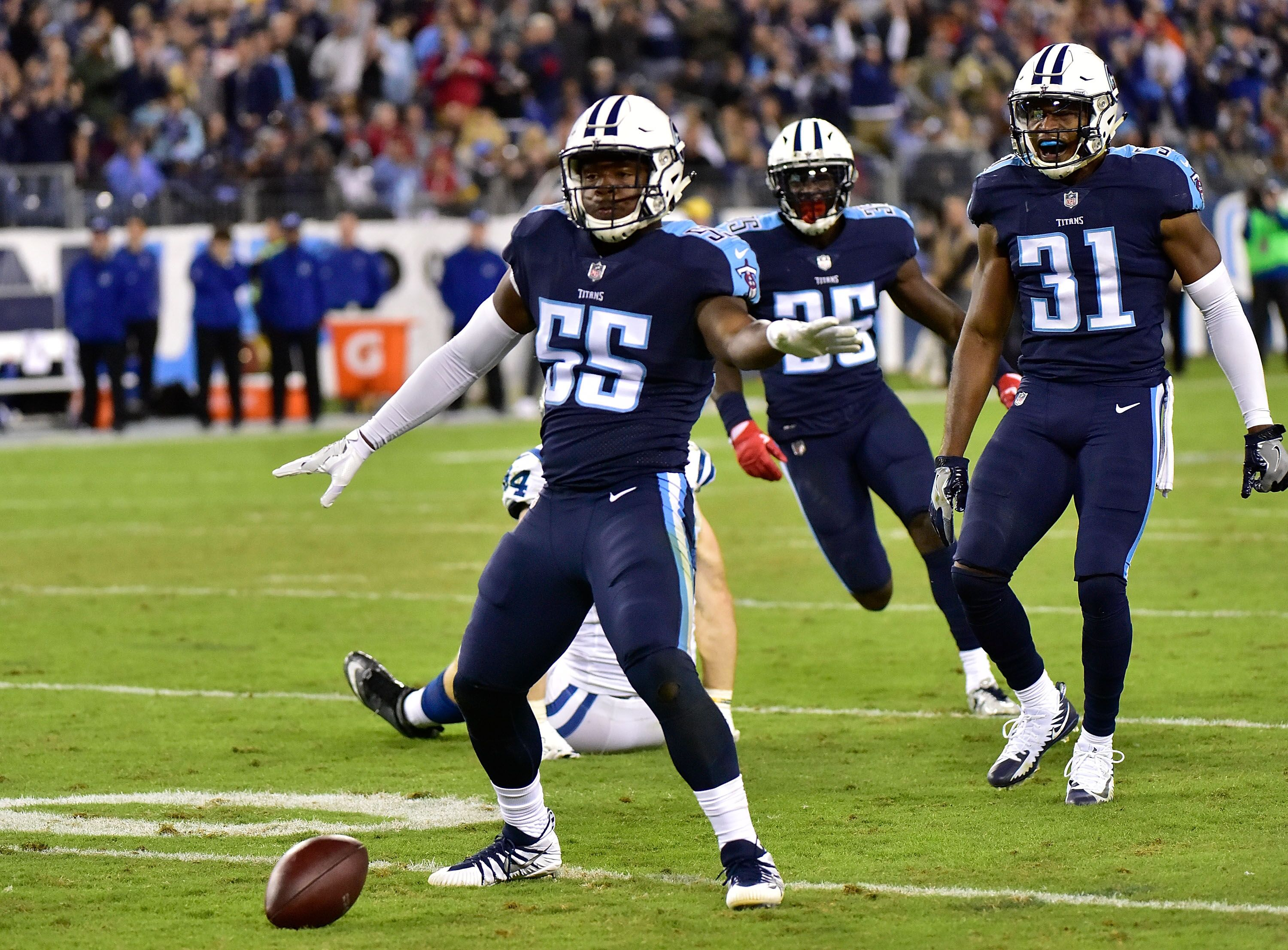 773cf68d Tennessee Titans: Notable Week 17 Pro Football Focus Grades