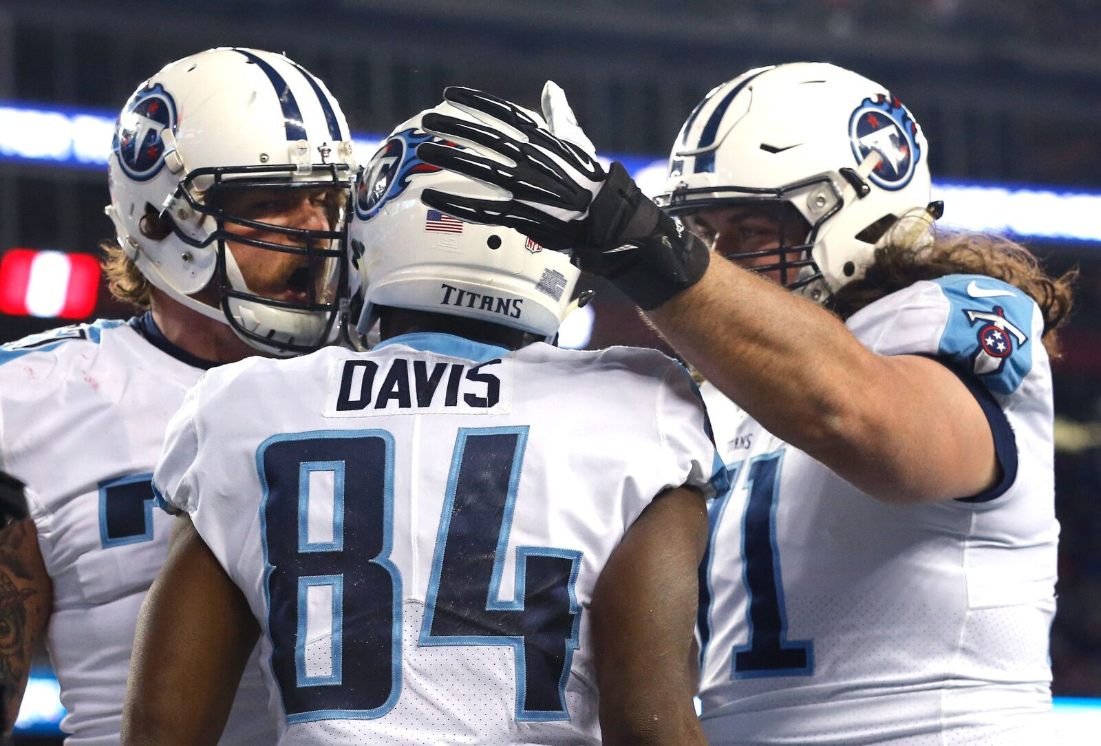 Tennessee Titans are getting some respect from Colin Cowherd in 2019