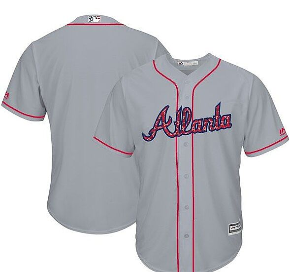 the best attitude 3f8ad e7467 Get ready for the Fourth of July with Atlanta Braves gear