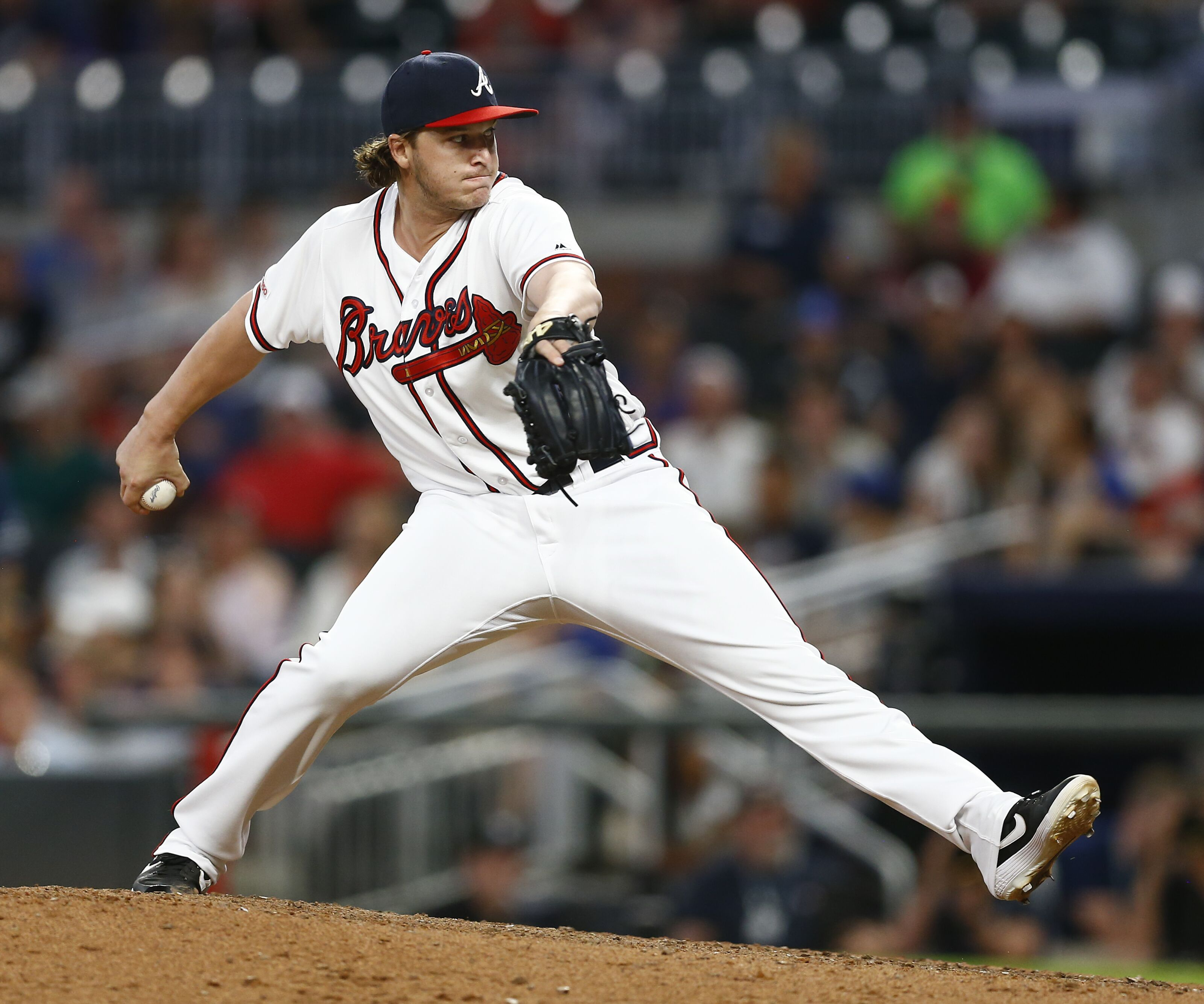 Jacob Webb could be the Atlanta Braves closer of the future