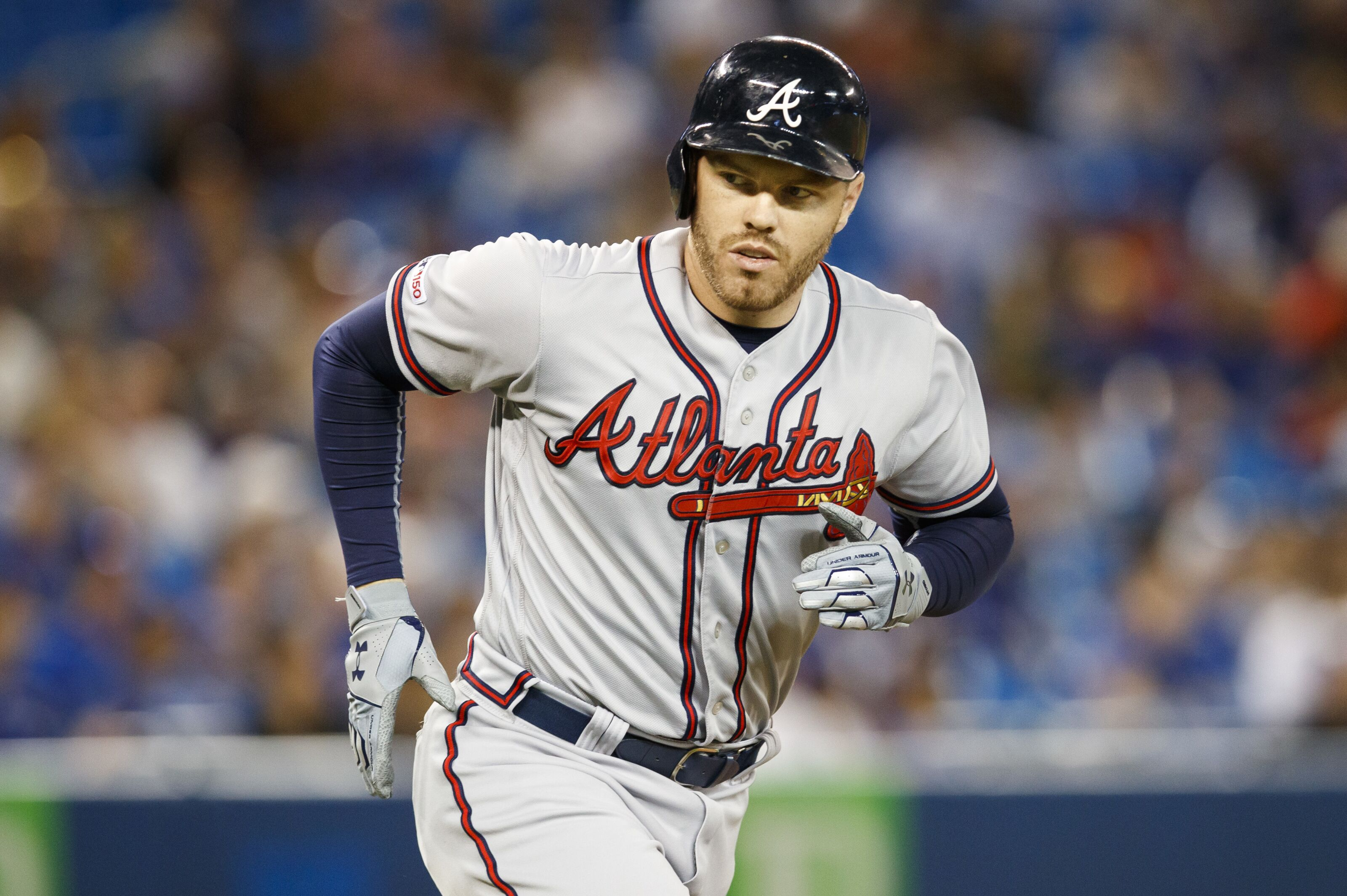 Should Atlanta Braves go ahead and (try to) extend Freddie Freeman?