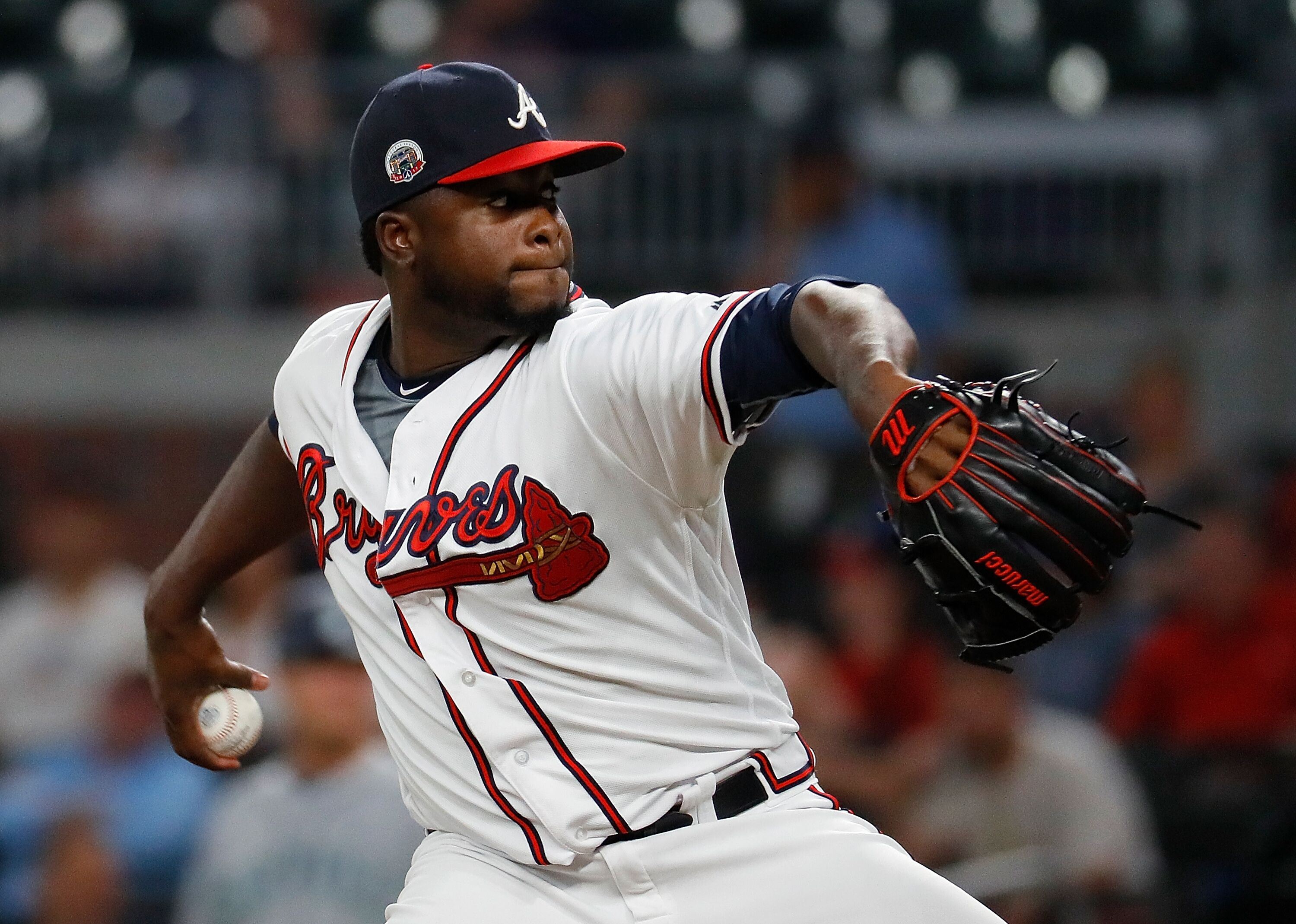 Should Vizcaino or Minter be the Atlanta Braves closer for