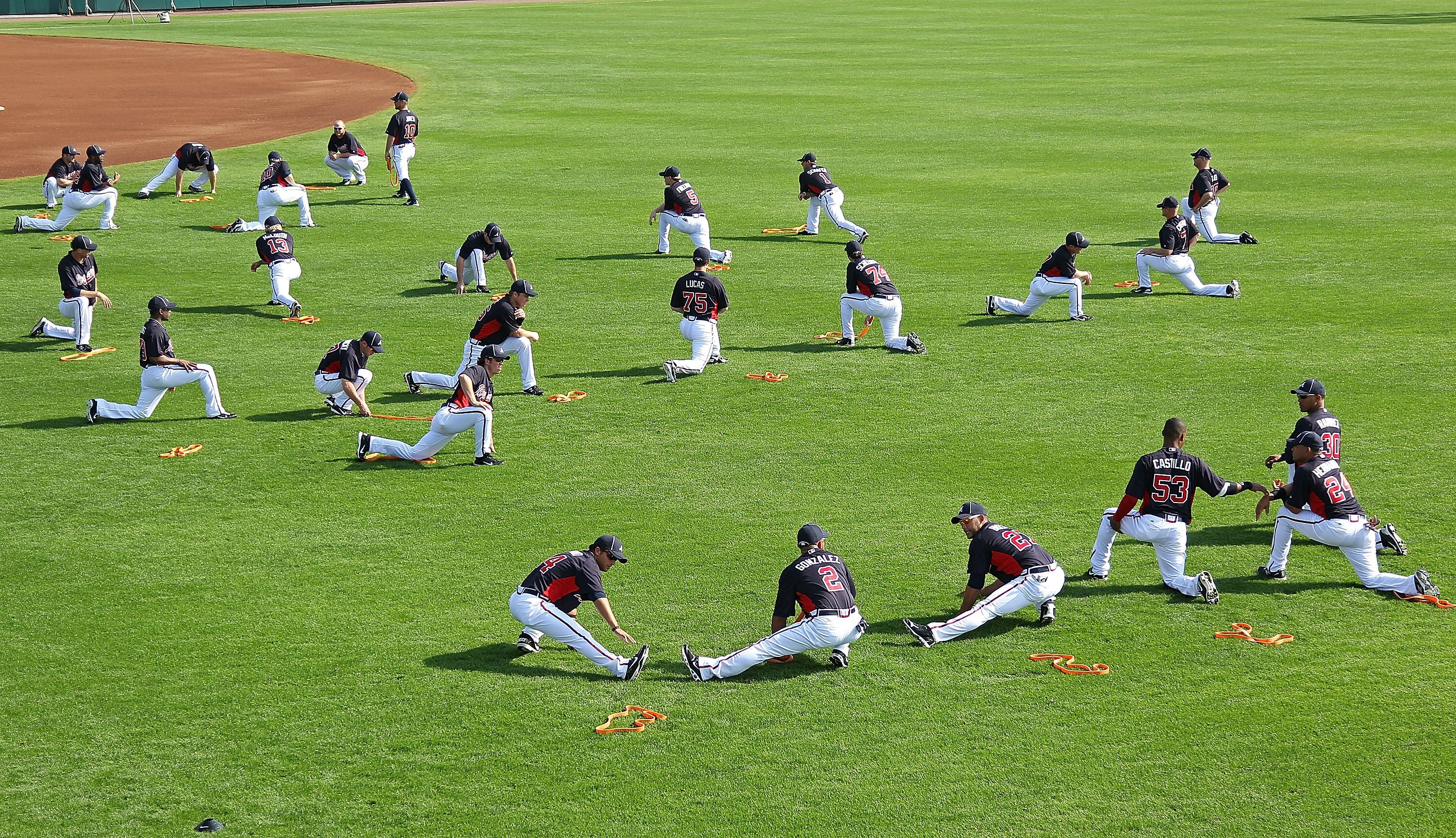 Atlanta Braves Midseason Farm Report: Top performers of the 1st Half