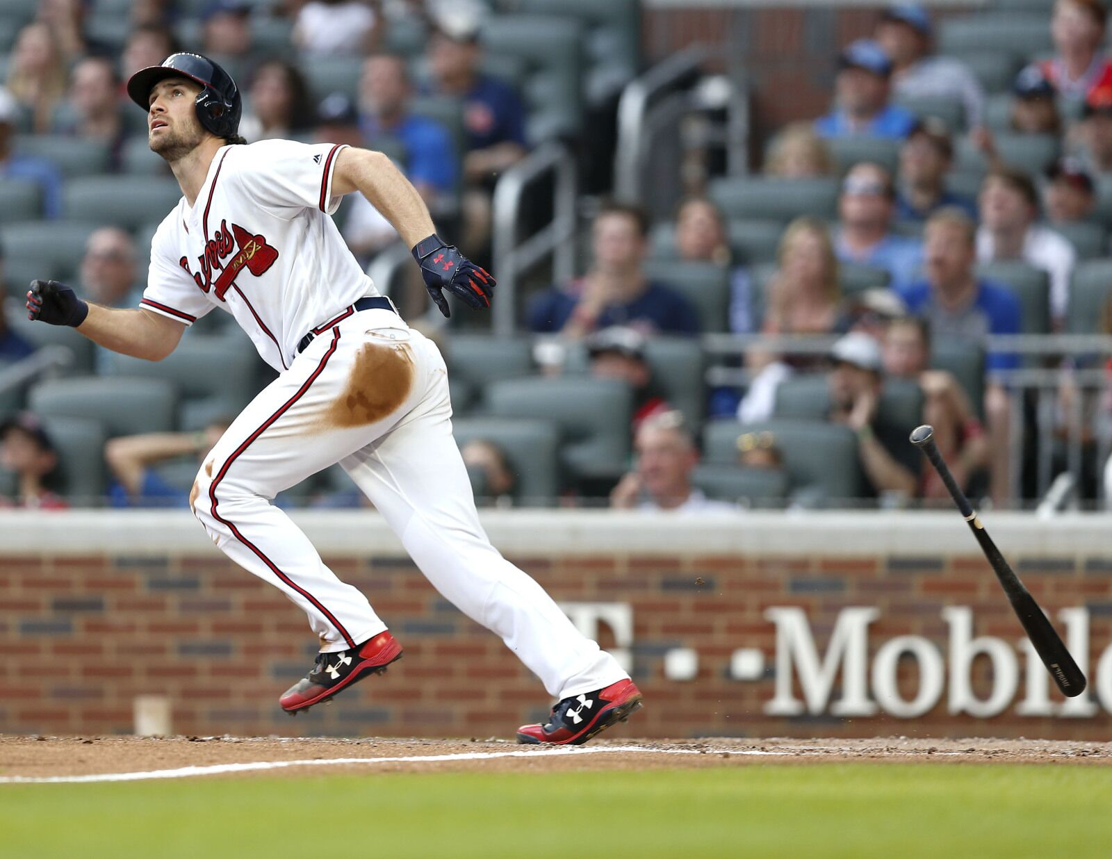 84a34fc2f Solo homer from Culberson proved enough in Atlanta Braves 1-0 win