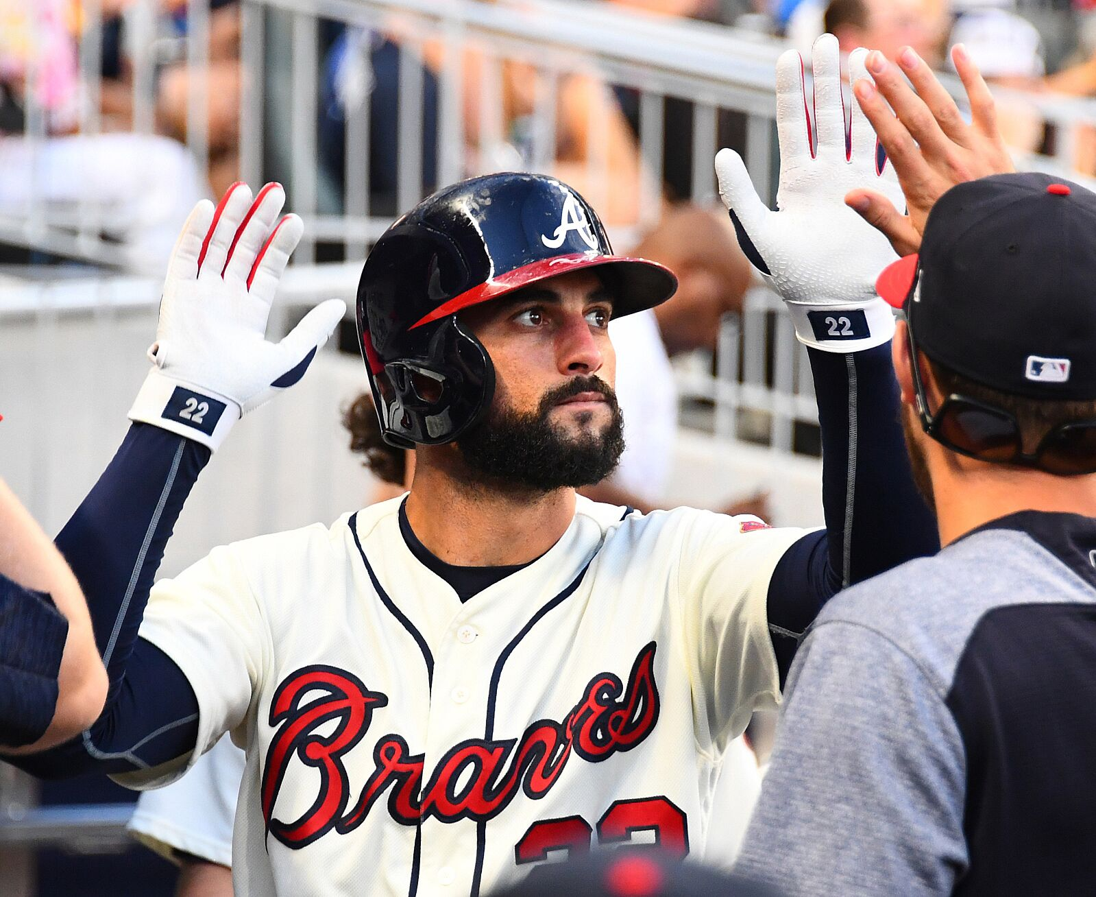 Will Nick Markakis be the next Atlanta Braves Hall of Famer?