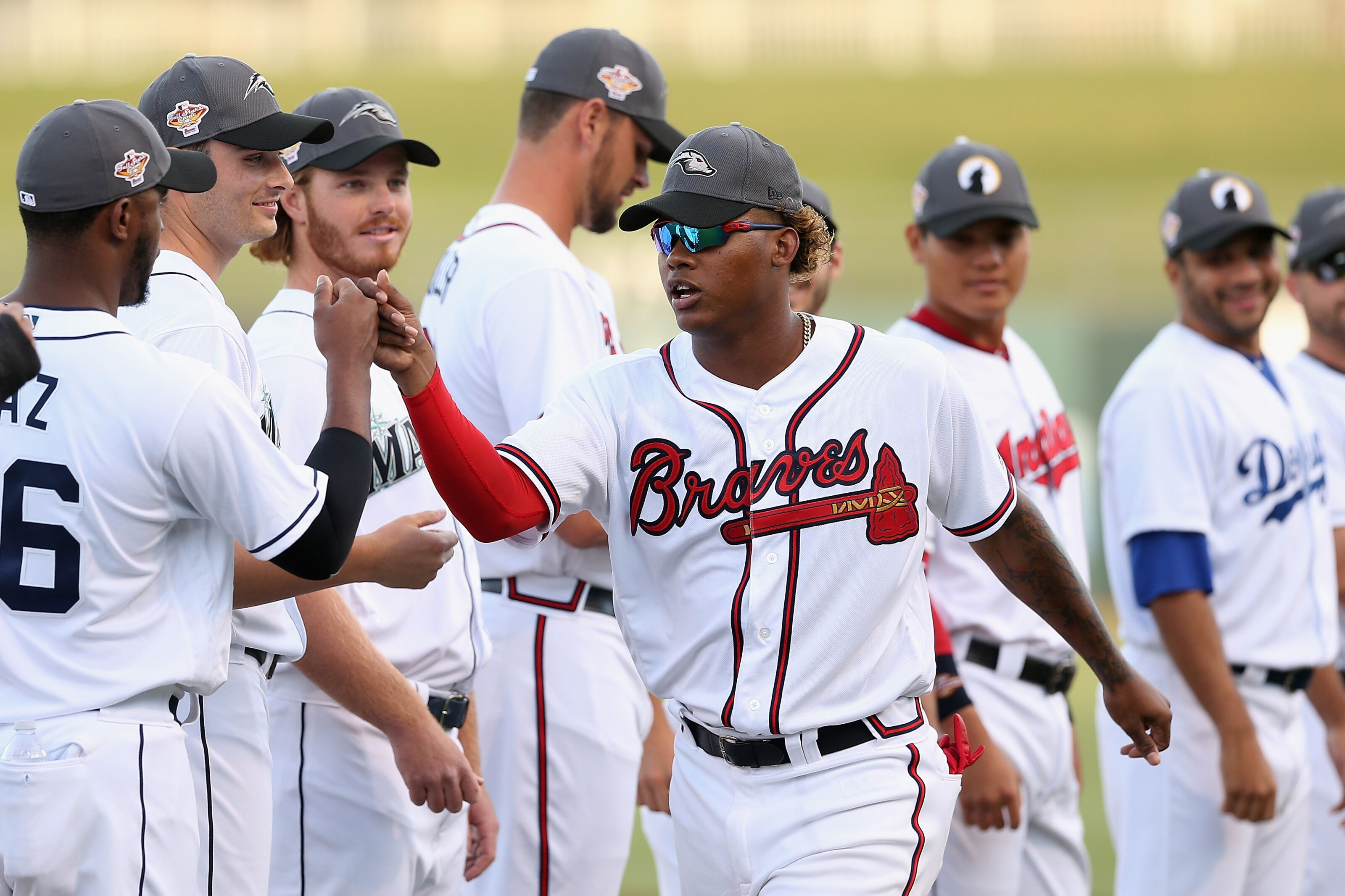 Not just pitchers: The Atlanta Braves have a top-10 position-group in the Minors