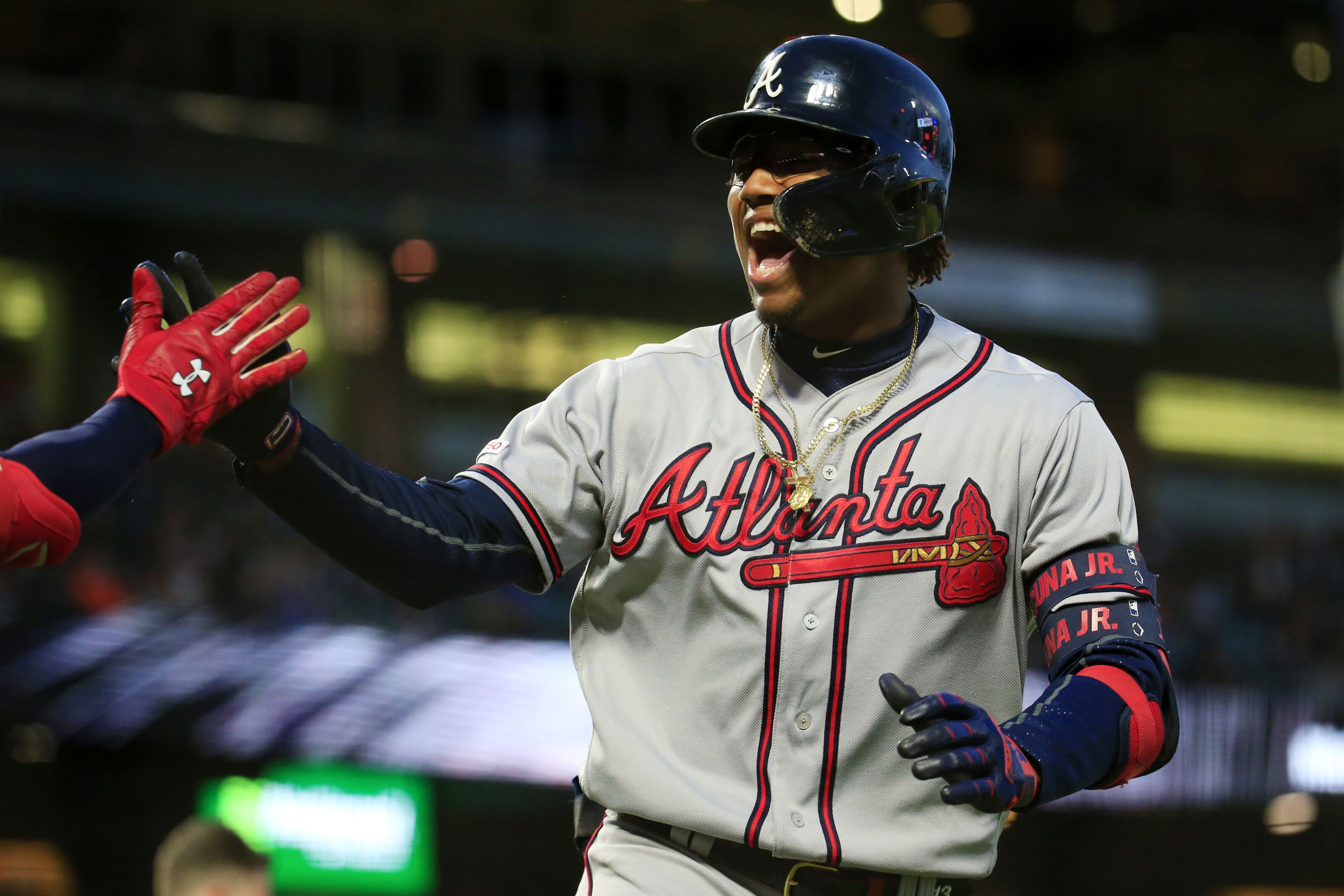 Can Ronald Acuna become first Atlanta Braves Home Run Derby