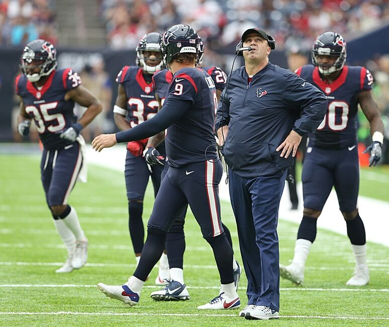 San Diego Chargers Game Channel: Texans' O'Brien Should Channel His Inner Pete Carroll