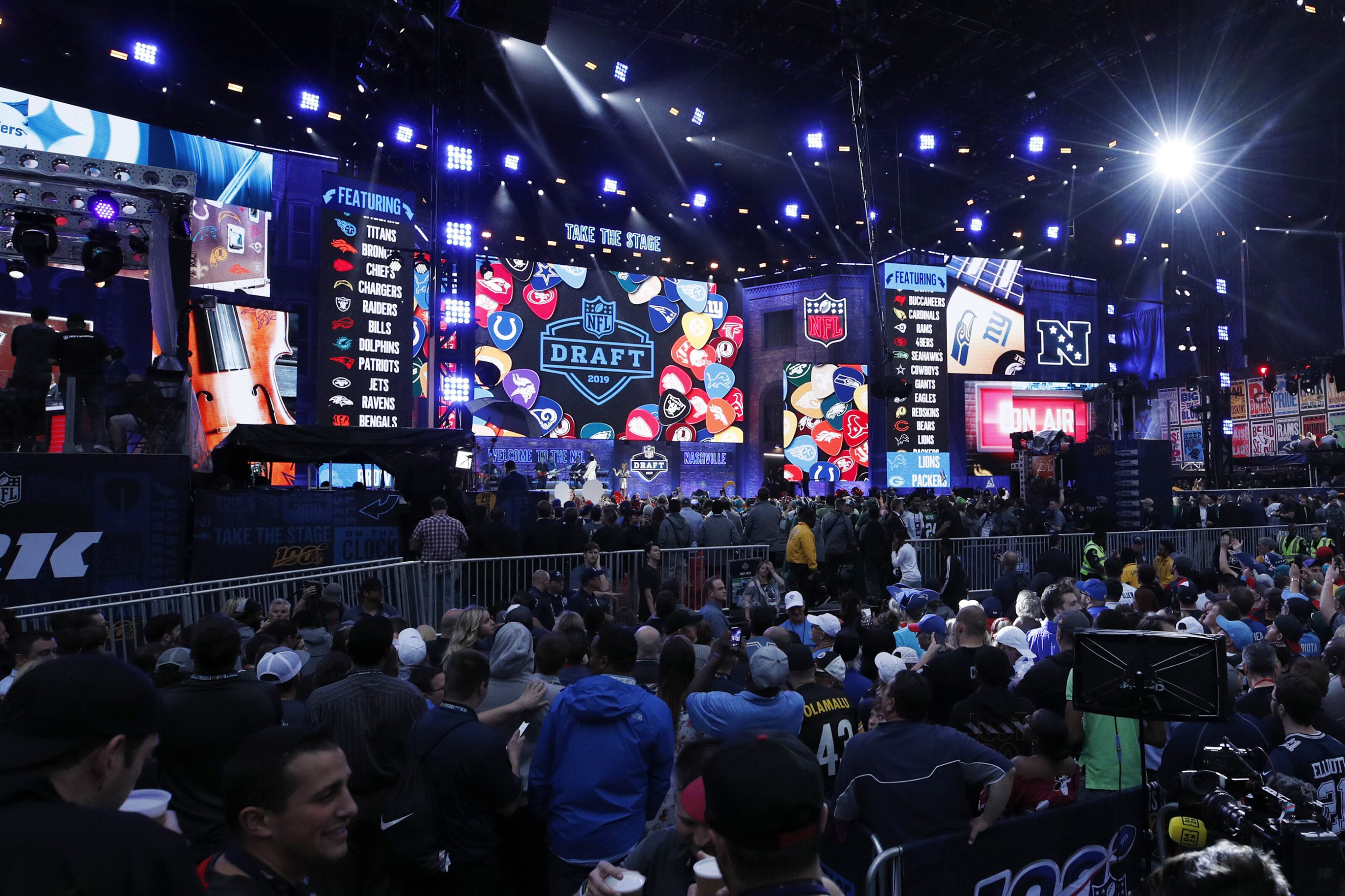 Houston Texans: An early look ahead at the 2020 NFL Draft