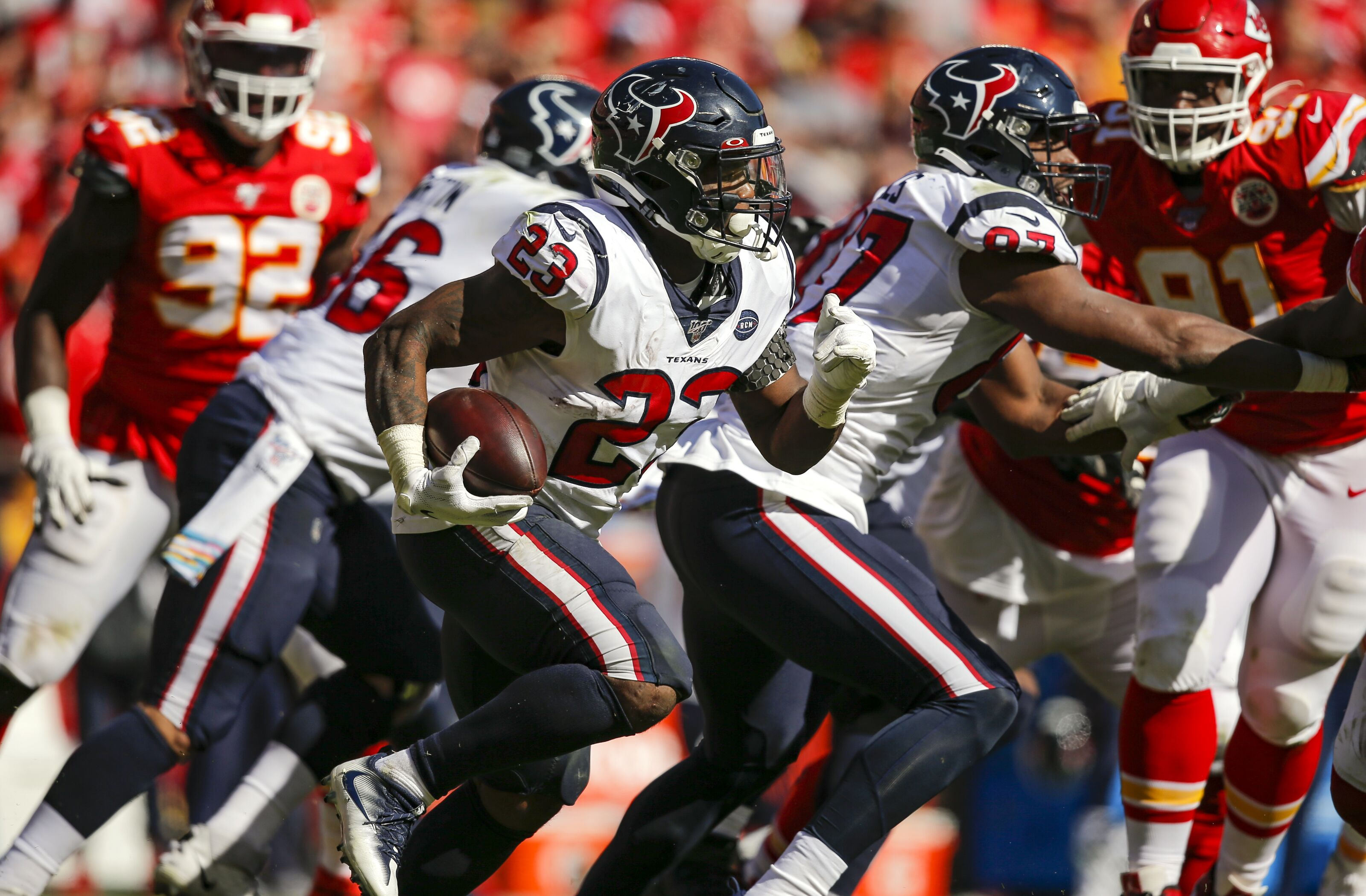 Houston Texans: The good, bad and ugly for Week 6