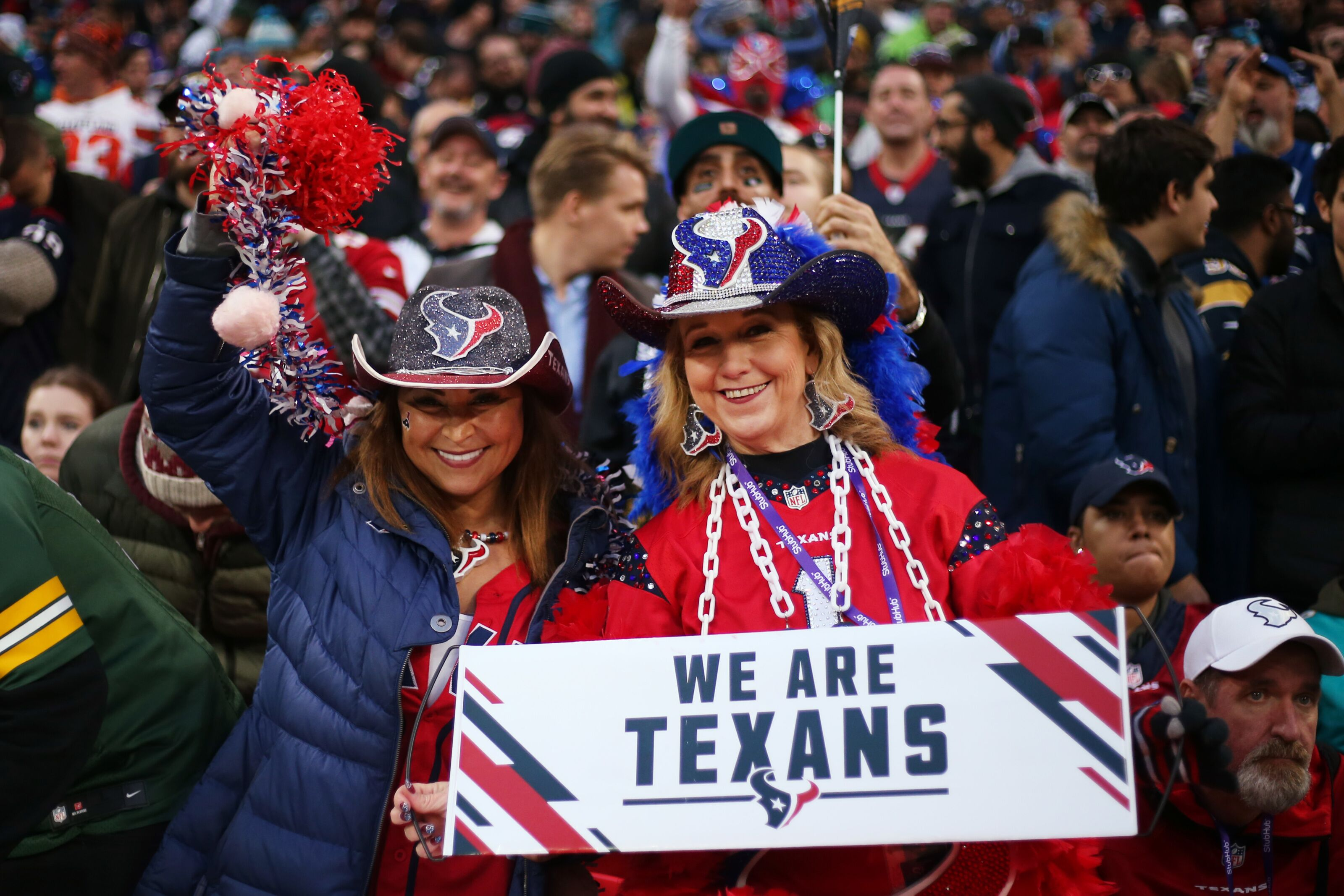 FanSided 250: How Houston Texans fans can move up the rankings next year