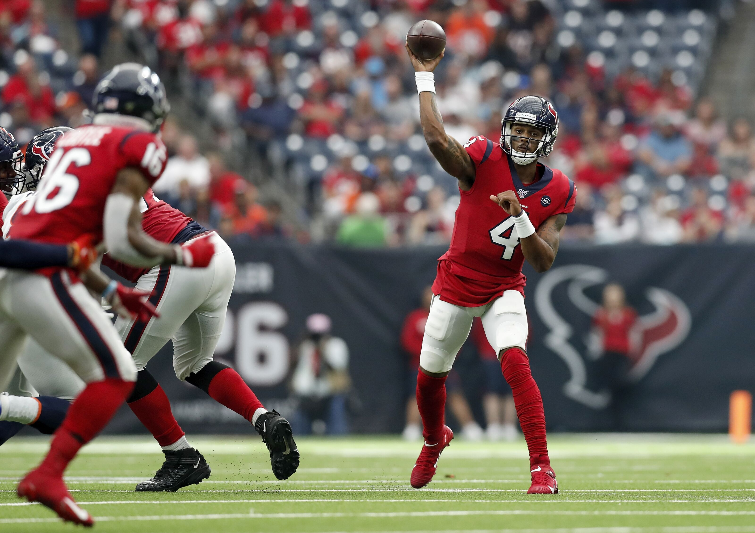 Houston Texans: How will Deshaun Watson clean up the mess in Week 15?