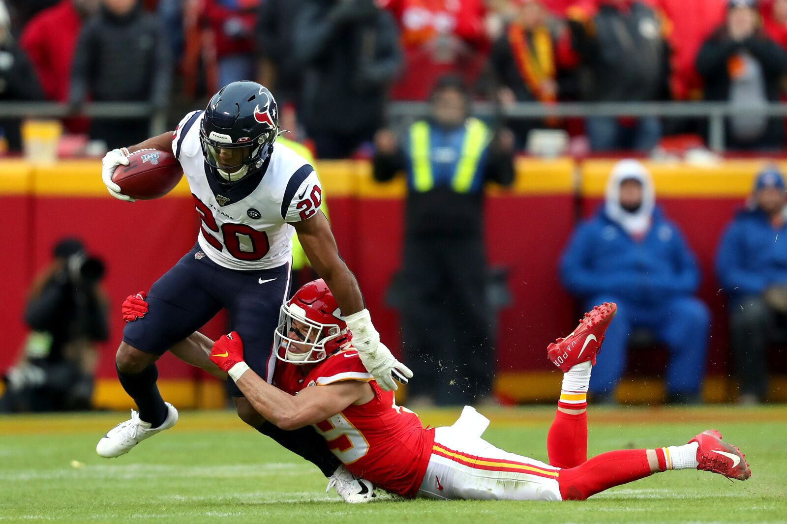 Deion Sanders critical of Houston Texans fake punt in playoffs