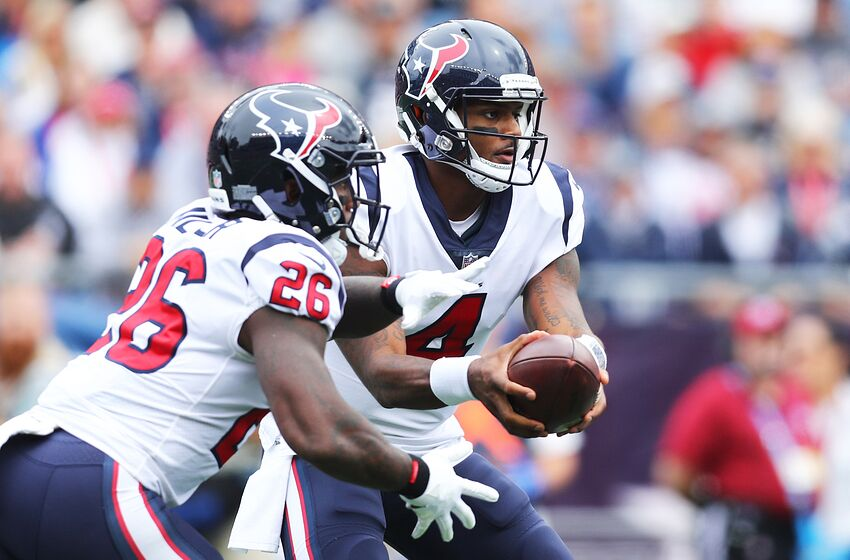 fbd34795 Houston Texans: Running game is the best in the NFL
