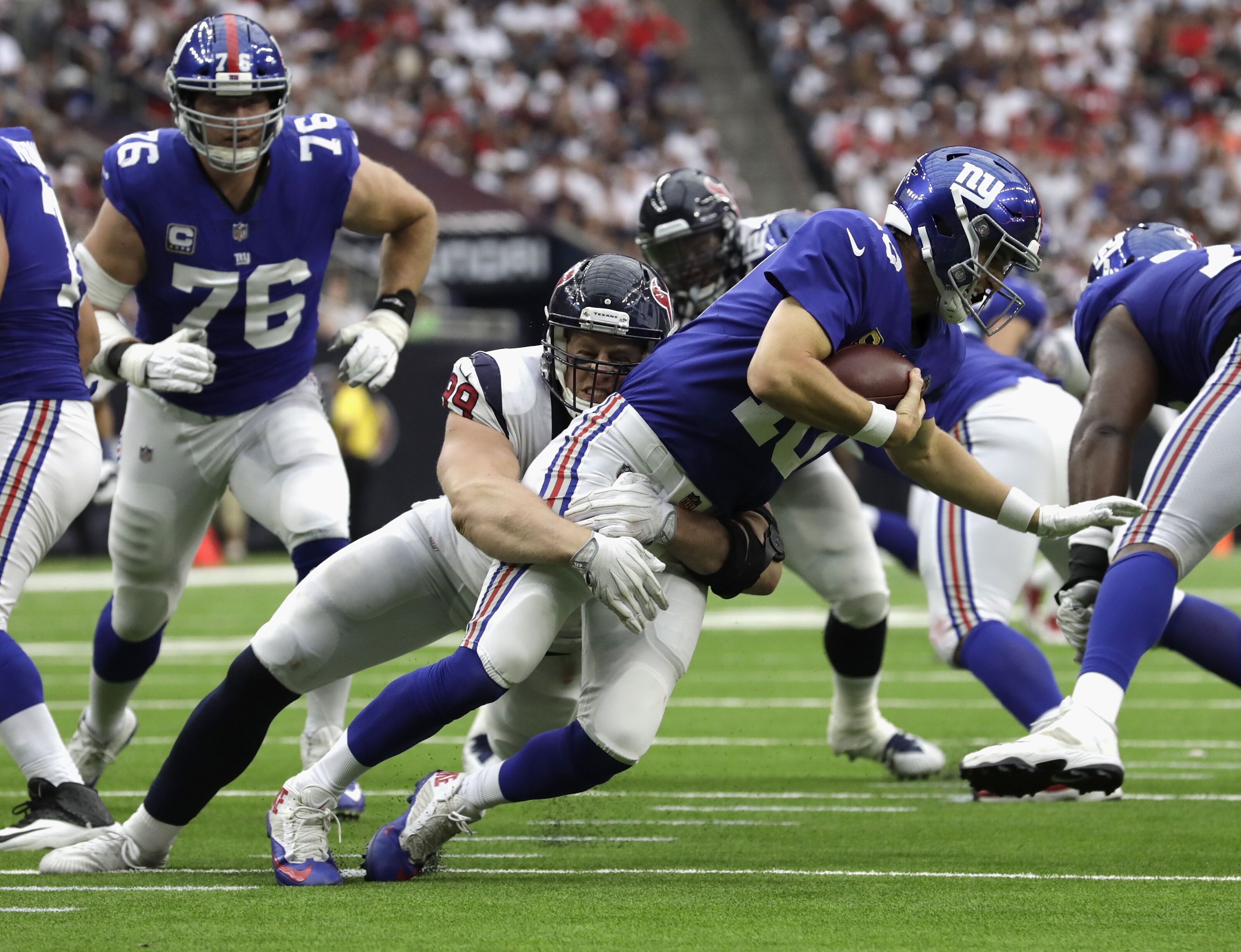 Houston Texans pass defense has high expectations in 2019, but does PFF think so?