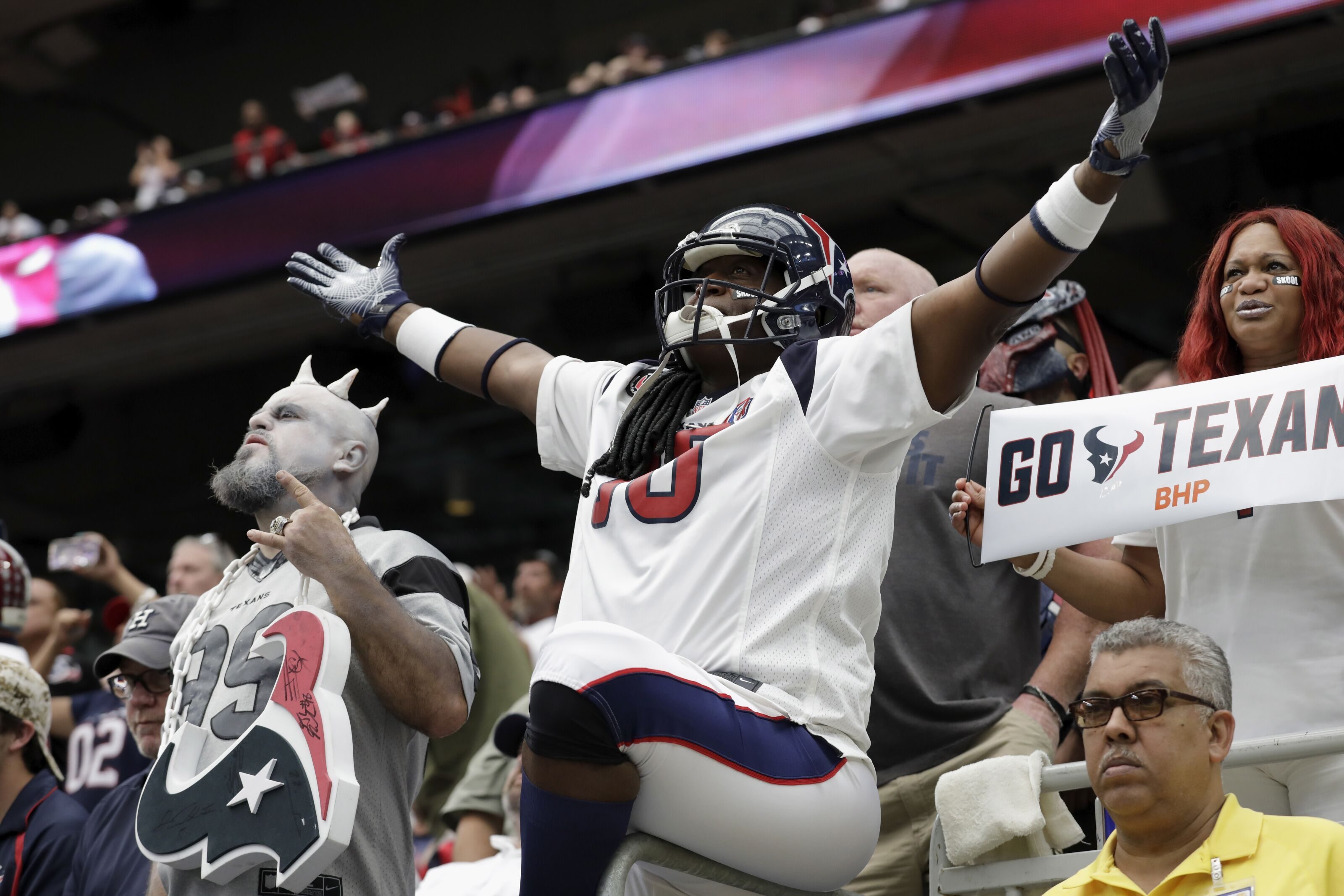 Houston Texans Super Bowl Odds Before Training Camp 2019