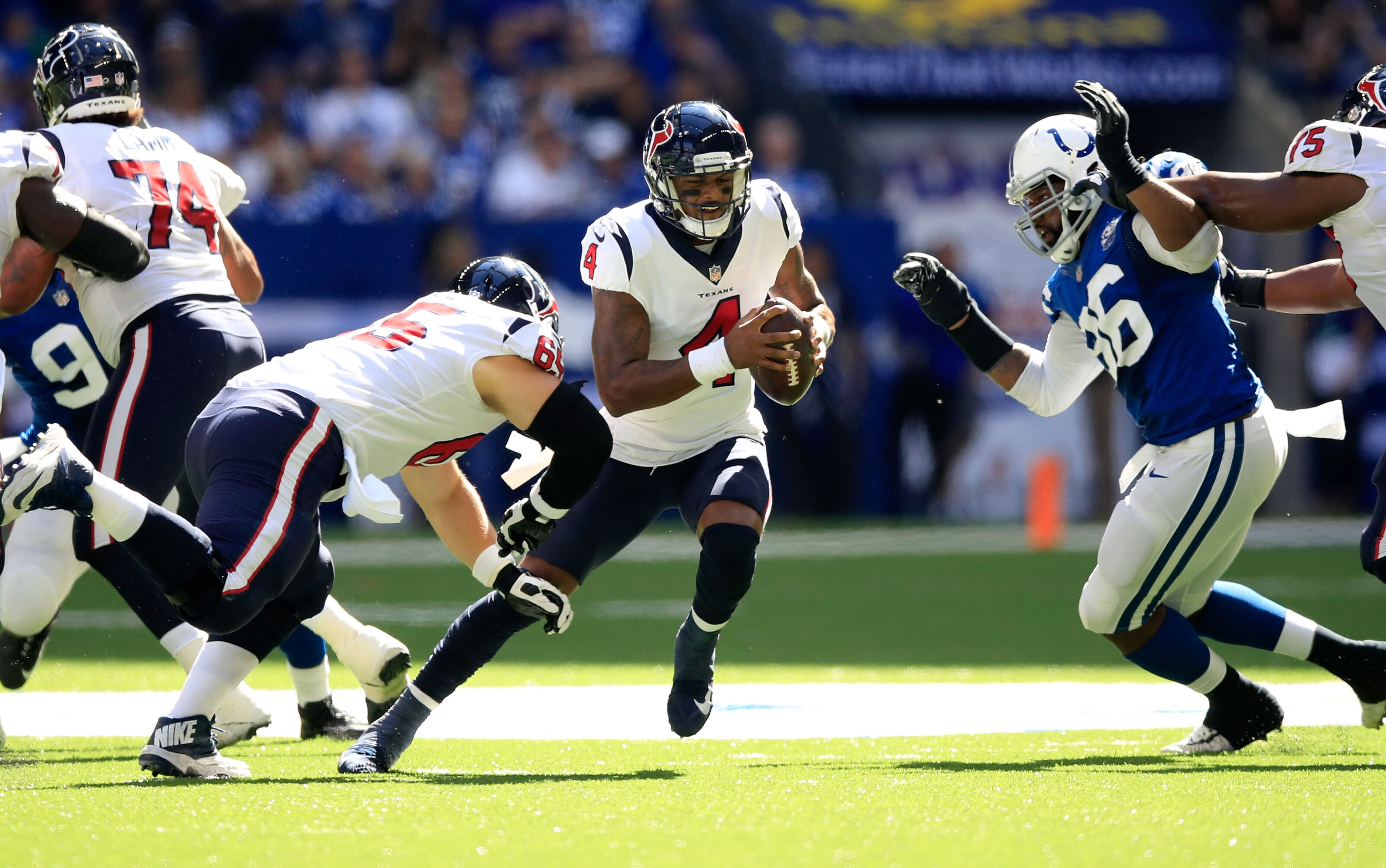 5425ea41a Houston Texans  3 Takeaways from OT win against Colts