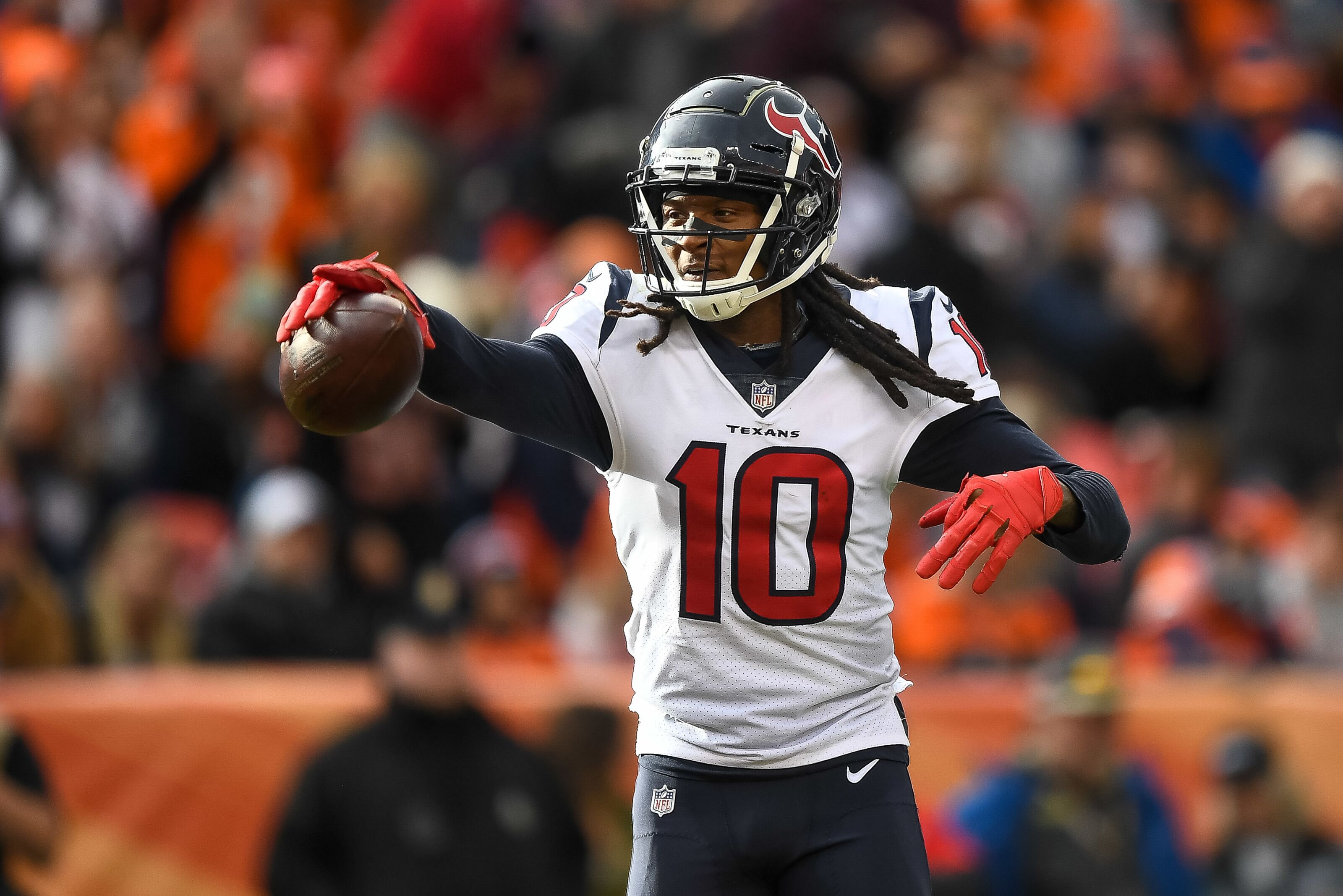 CBS Sports ranking of DeAndre Hopkins solidifies what we already knew