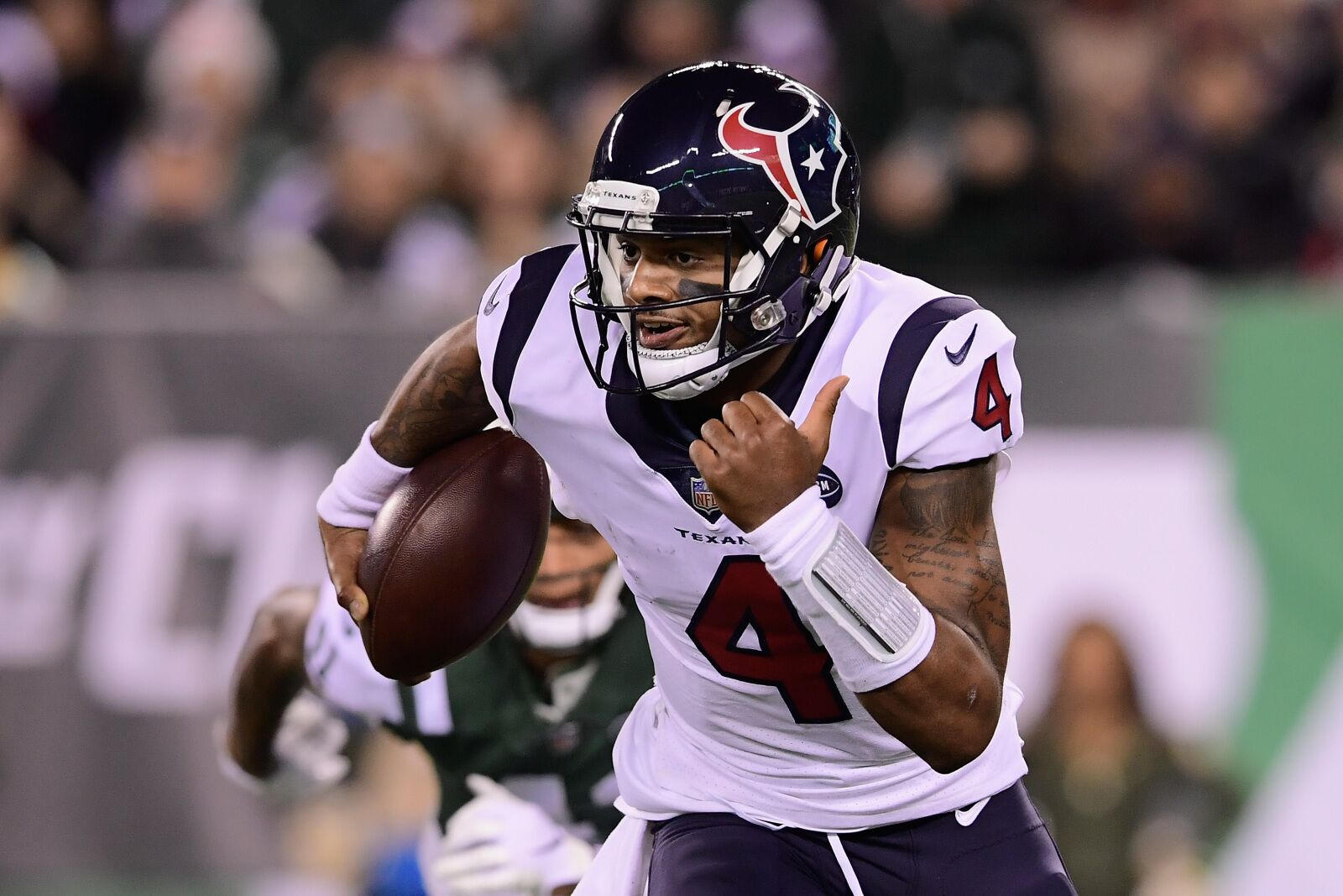 04e869d0 Houston Texans: Deshaun Watson showed toughness, leadership in 2018
