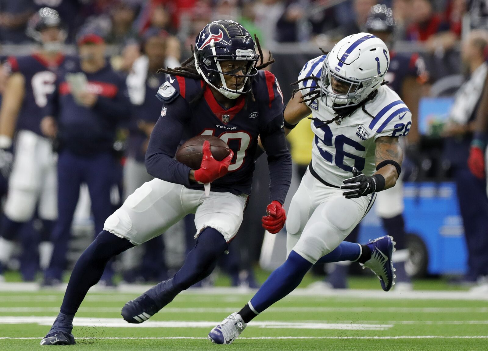 Houston Texans fighting for AFC South supremacy in Week 7