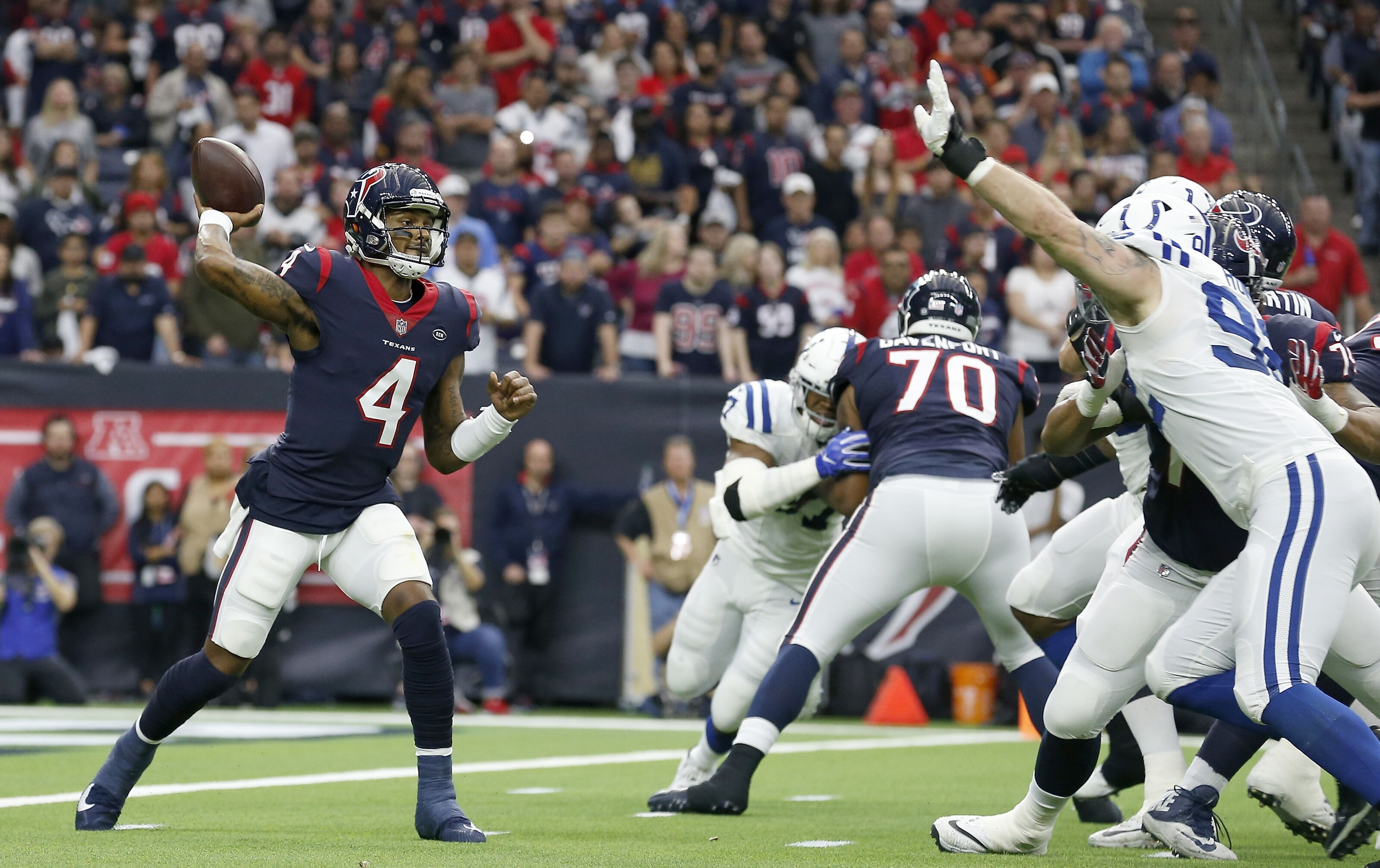 Houston Texans: Positional Holes to Fill in the Offseason